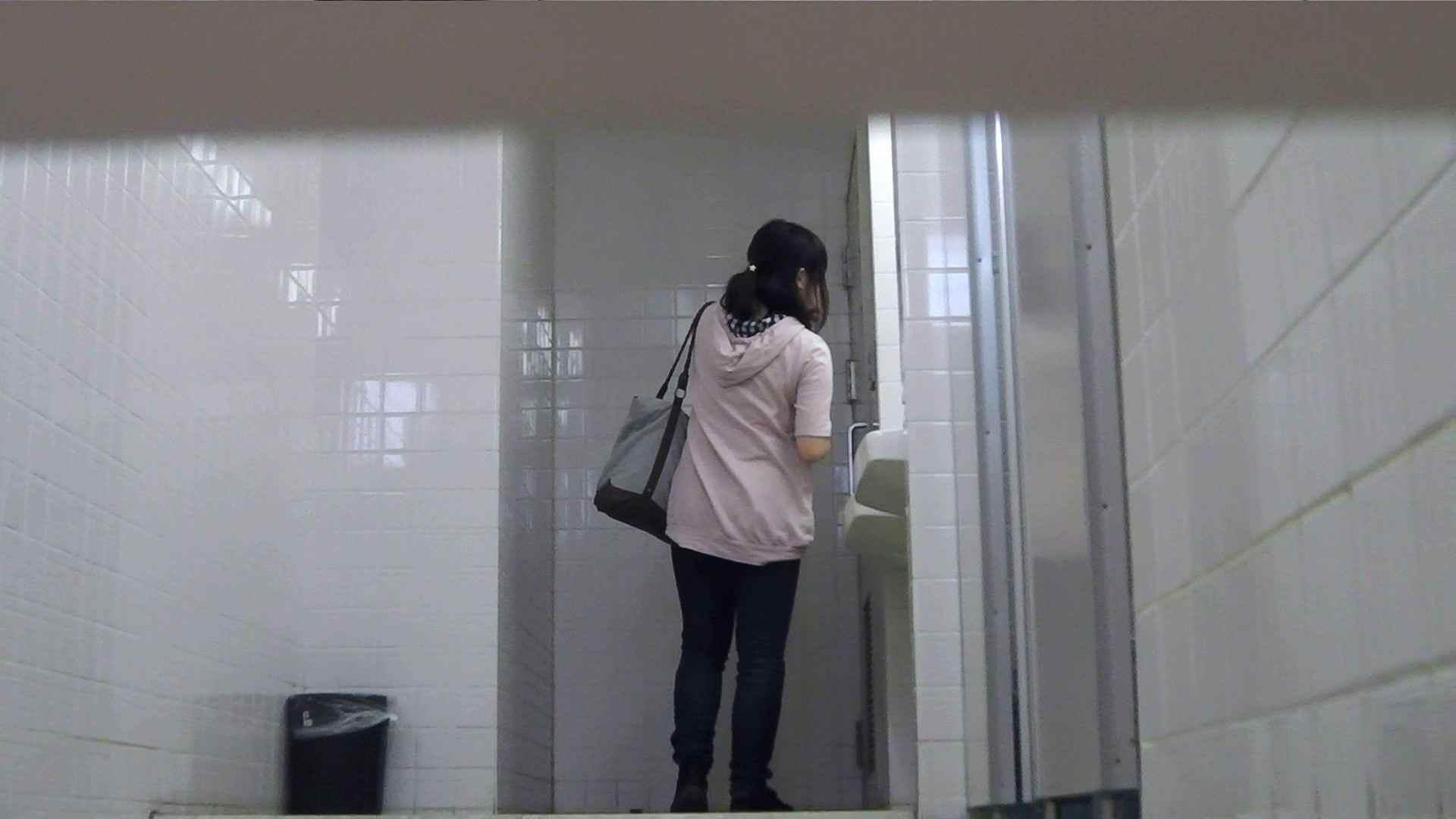 巨乳おまんこ:お銀さんの「洗面所突入レポート!!」Nol.2:怪盗ジョーカー