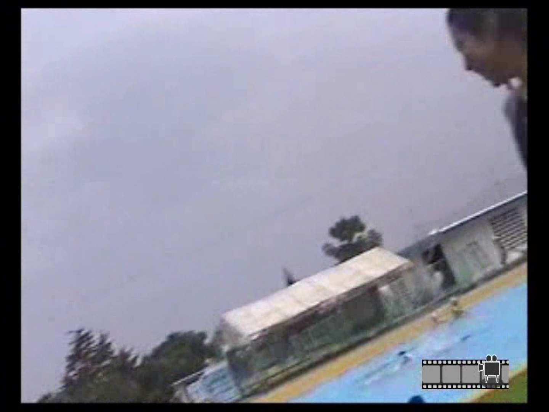 赤外線で水着盗撮 野外 ワレメ動画紹介 110PIX 24