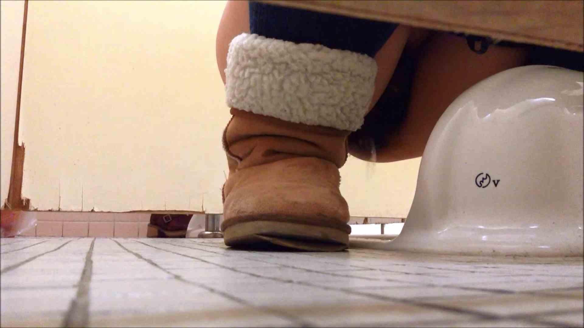 某有名大学女性洗面所 vol.09 潜入 | 和式  75PIX 16