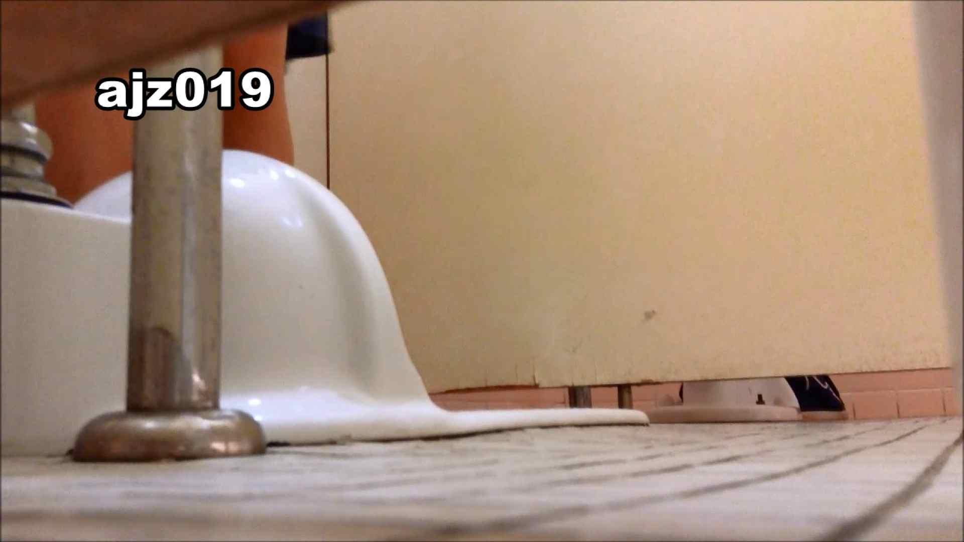 某有名大学女性洗面所 vol.19 和式 のぞき 93PIX 3