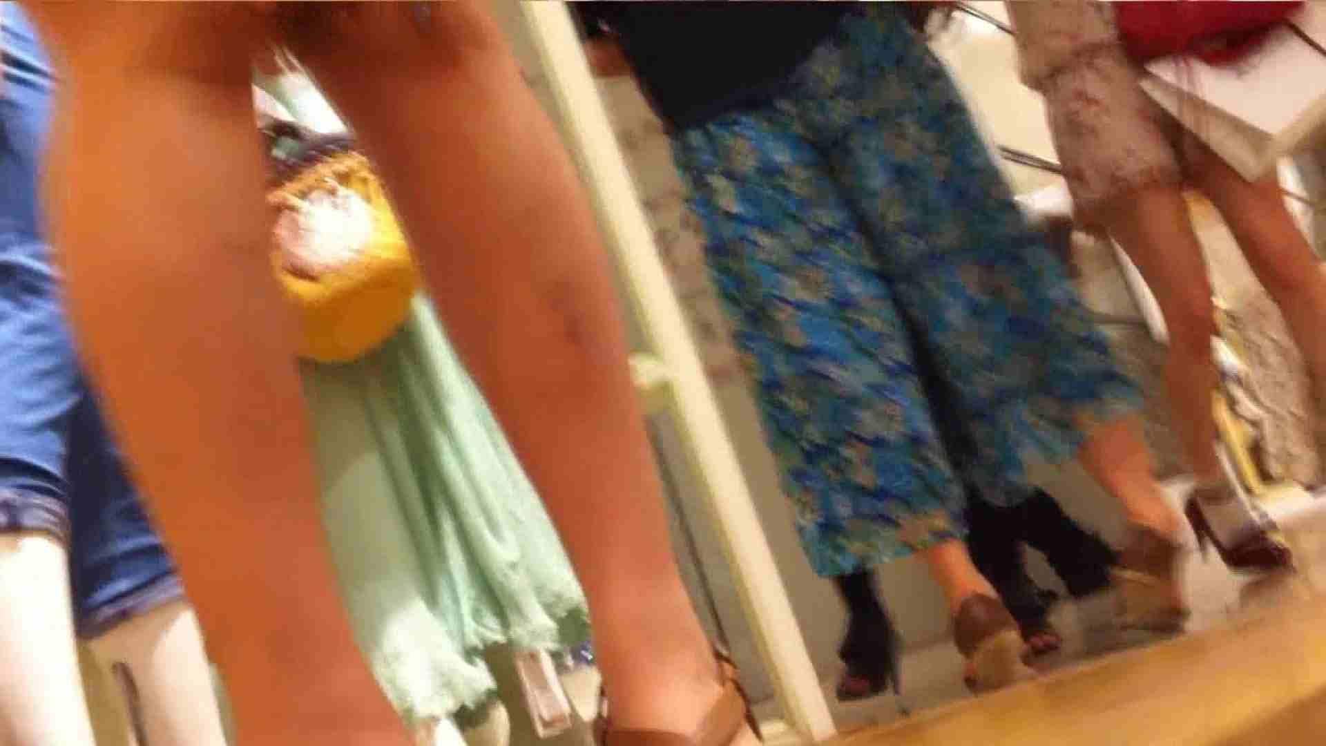 可愛いカリスマ店員限定‼胸チラ&パンチラ vol.16 パンチラ われめAV動画紹介 110PIX 102