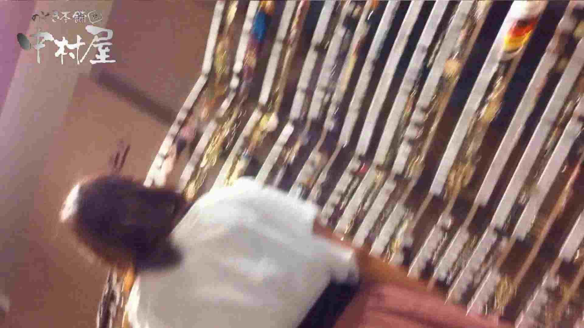 vol.59 美人アパレル胸チラ&パンチラ 色白のカワイイ店員さん パンチラ  88PIX 80