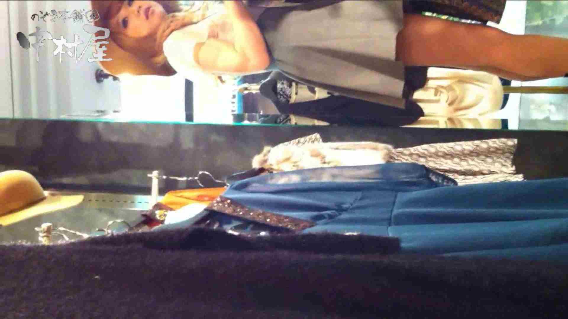 vol.63 美人アパレル胸チラ&パンチラ サンタさんチックな店員さん チラ  102PIX 84