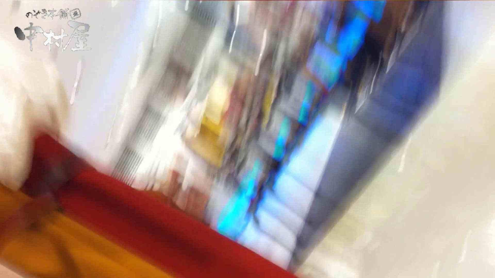 vol.65 美人アパレル胸チラ&パンチラ ムッチリ感がいい感じ花がらパンツさん 接写 スケベ動画紹介 95PIX 18