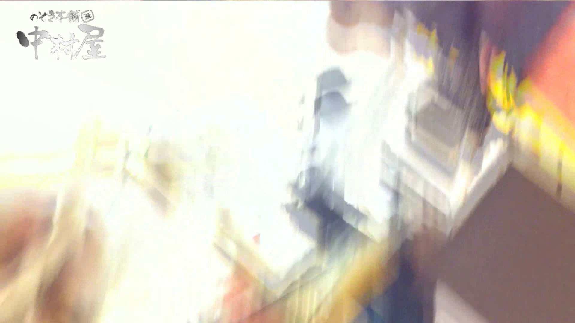 vol.65 美人アパレル胸チラ&パンチラ ムッチリ感がいい感じ花がらパンツさん 接写 スケベ動画紹介 95PIX 22