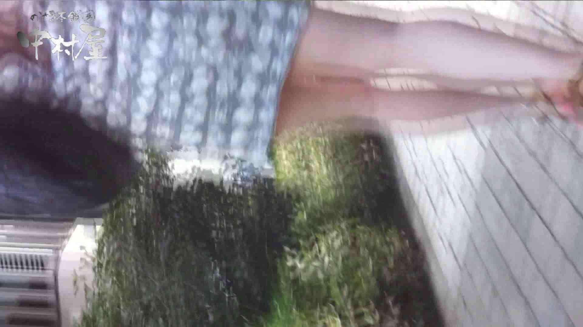 vol.65 美人アパレル胸チラ&パンチラ ムッチリ感がいい感じ花がらパンツさん 接写 スケベ動画紹介 95PIX 54