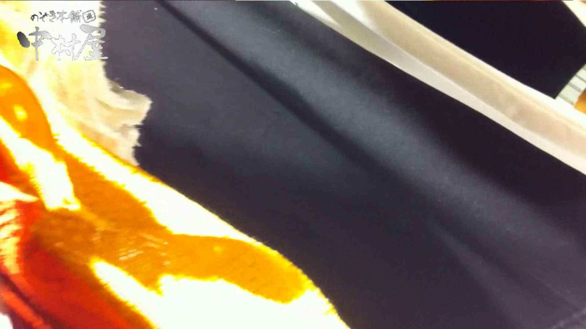 vol.66 美人アパレル胸チラ&パンチラ 店員さんのパンツはストライプ 接写 | チラ  111PIX 17