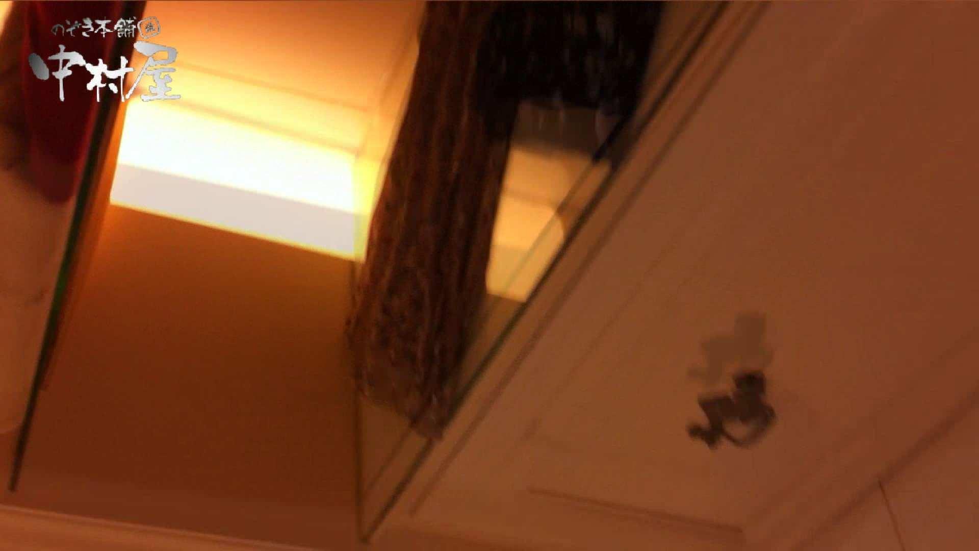 vol.66 美人アパレル胸チラ&パンチラ 店員さんのパンツはストライプ 接写 | チラ  111PIX 33