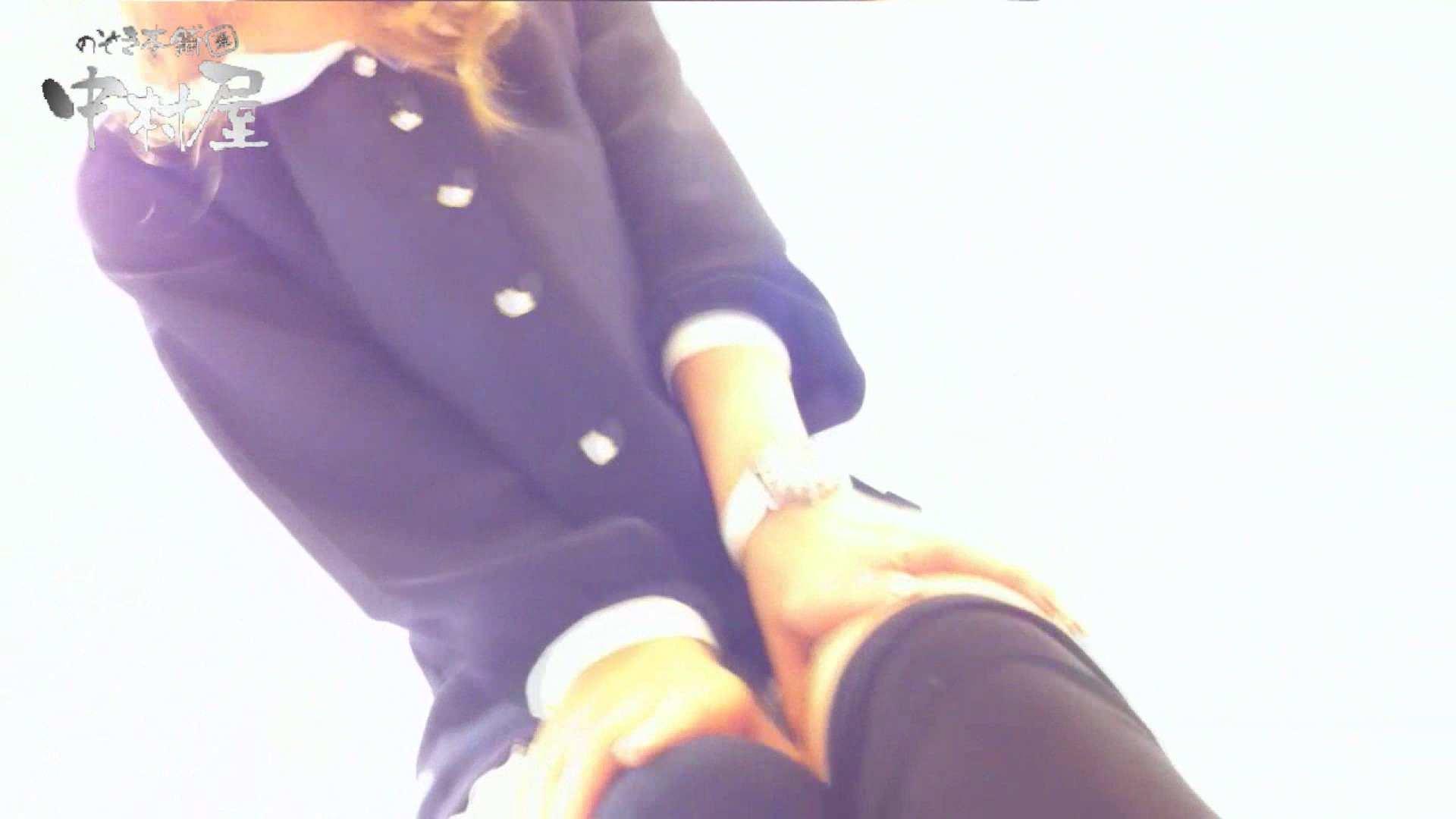 vol.66 美人アパレル胸チラ&パンチラ 店員さんのパンツはストライプ 接写 | チラ  111PIX 49