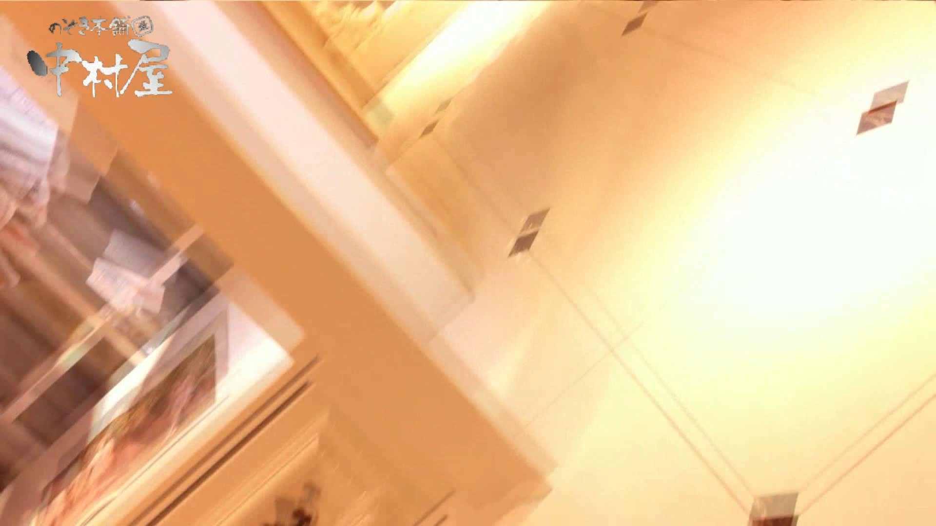 vol.66 美人アパレル胸チラ&パンチラ 店員さんのパンツはストライプ 接写 | チラ  111PIX 69
