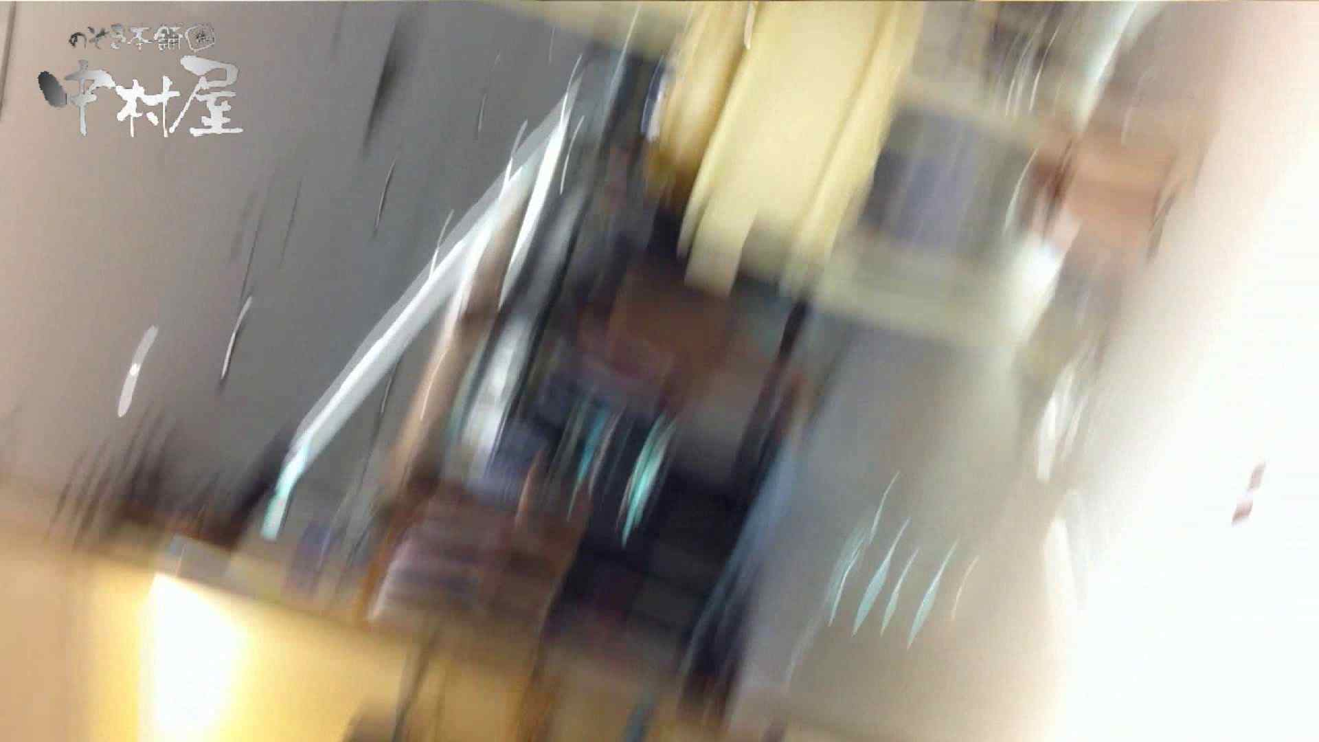 vol.66 美人アパレル胸チラ&パンチラ 店員さんのパンツはストライプ 接写  111PIX 92