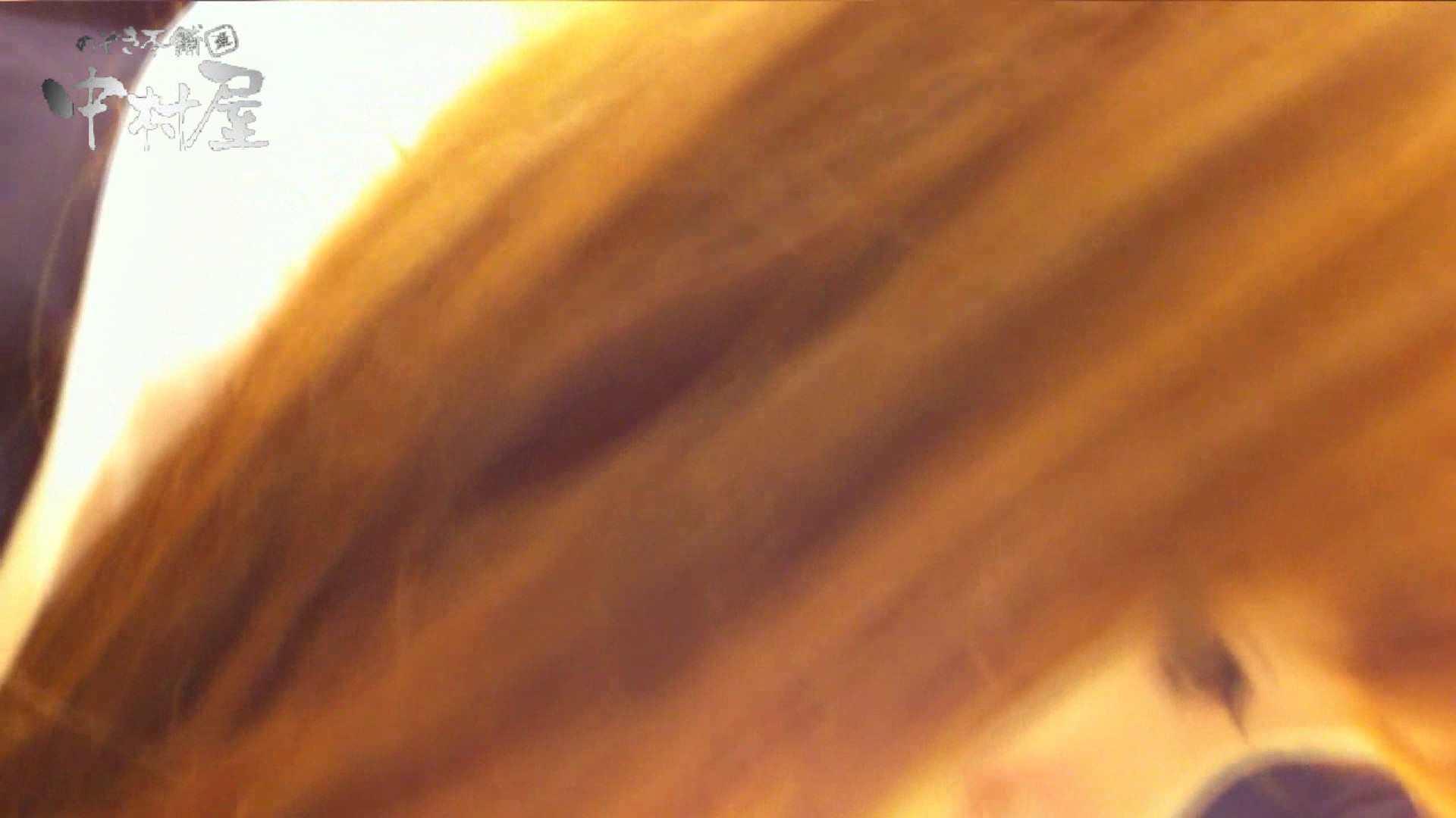 vol.66 美人アパレル胸チラ&パンチラ 店員さんのパンツはストライプ 接写 | チラ  111PIX 109