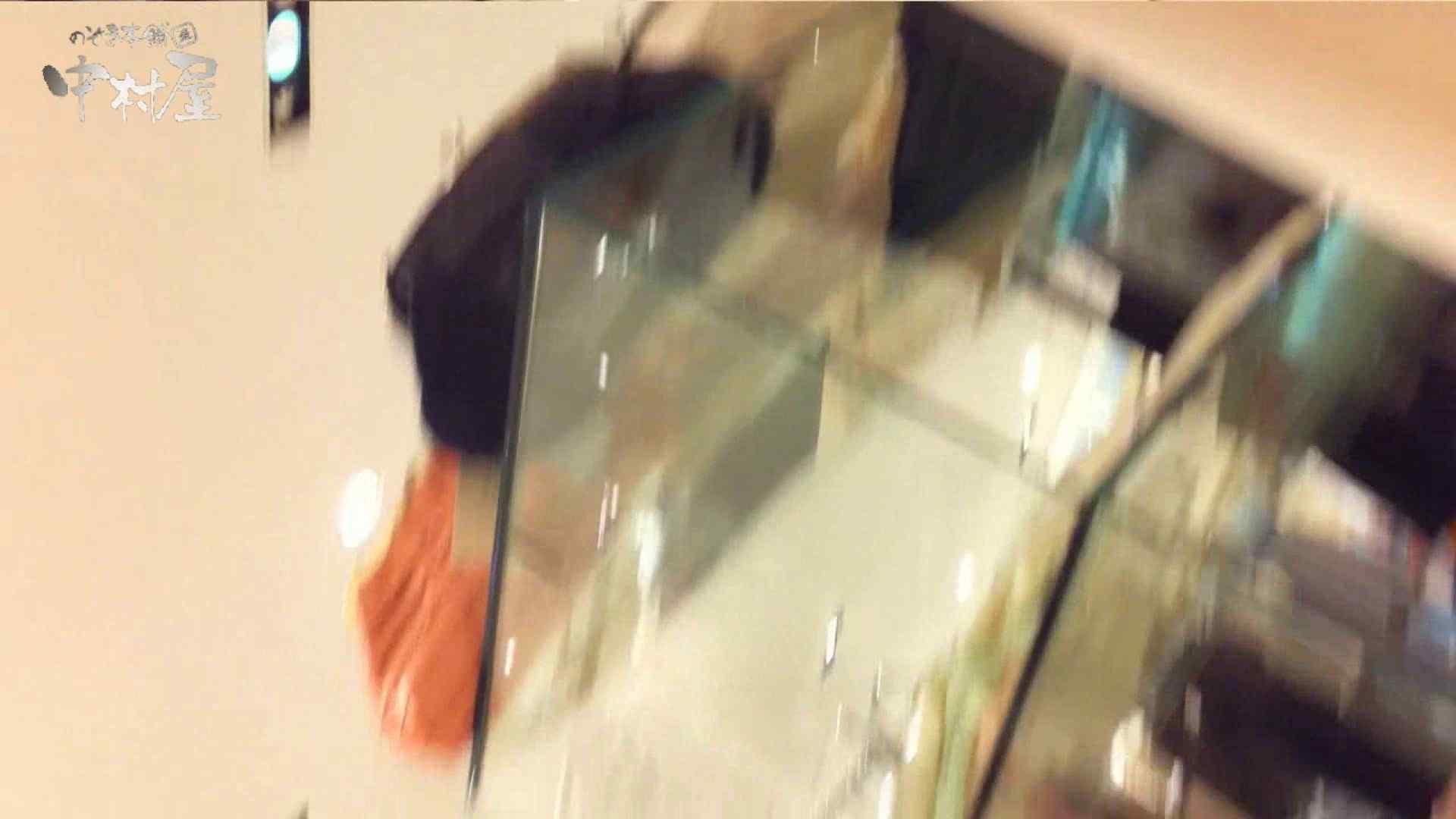 vol.68 美人アパレル胸チラ&パンチラ セクシーなホクロの店員さん チラ  95PIX 60