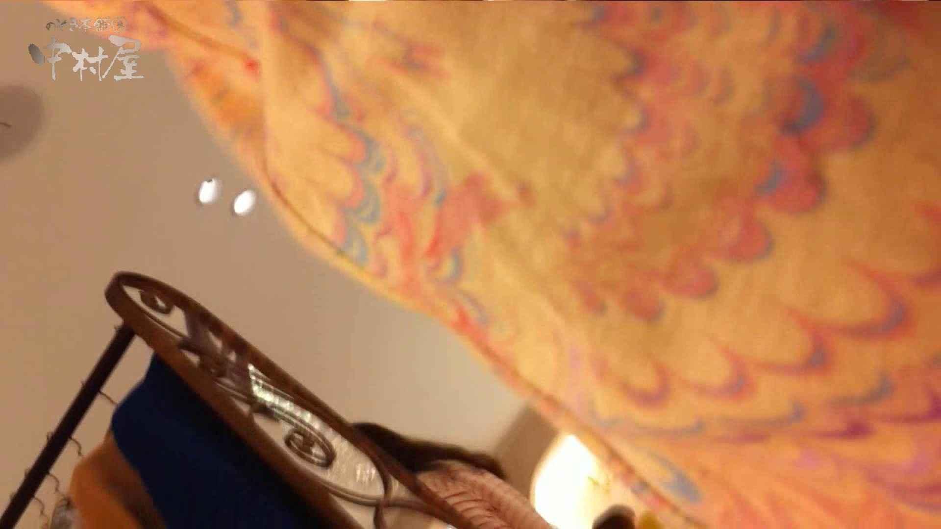 vol.69 美人アパレル胸チラ&パンチラ ストライプパンツみっけ! パンチラ | チラ  112PIX 33