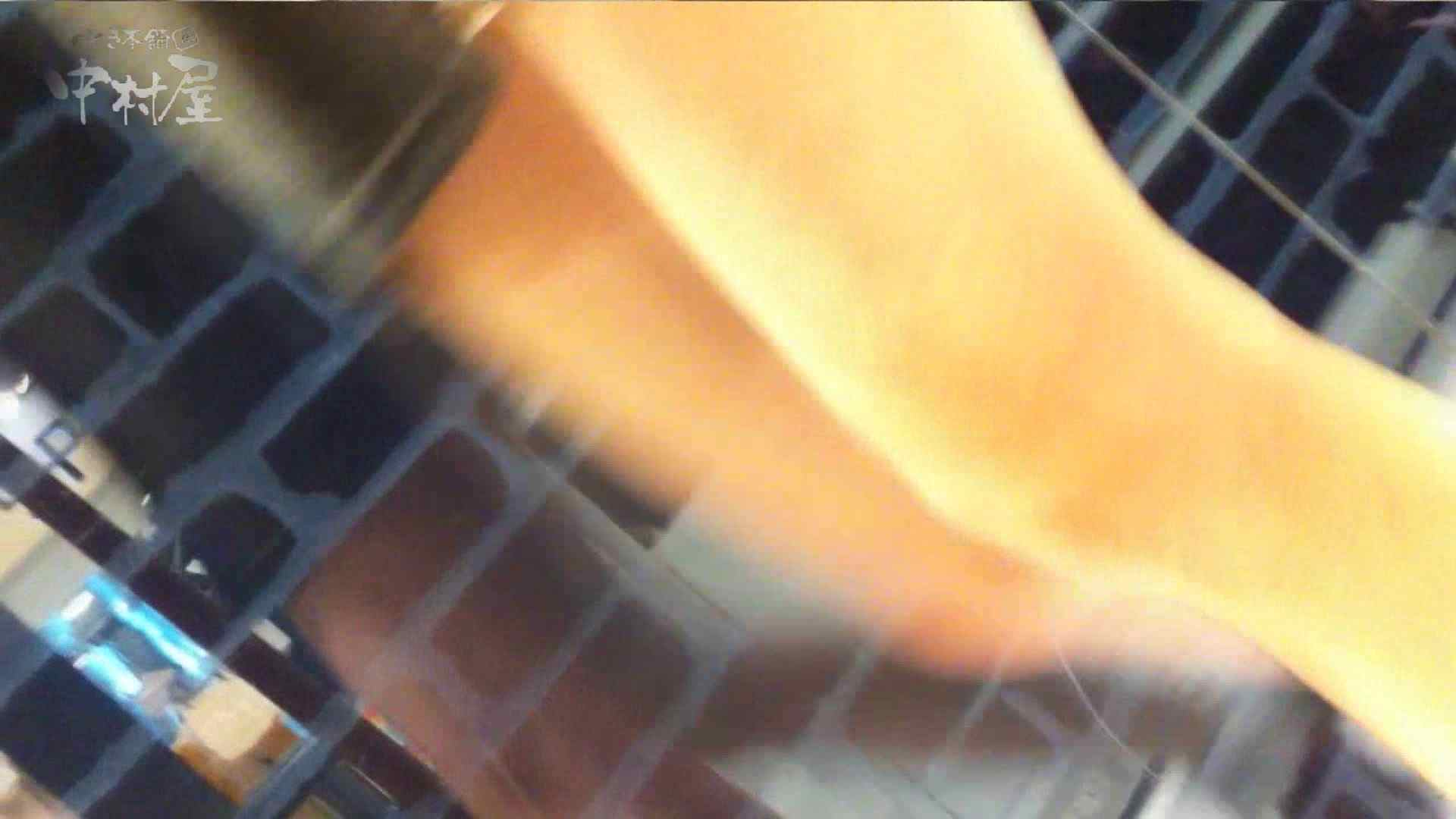 vol.69 美人アパレル胸チラ&パンチラ ストライプパンツみっけ! パンチラ | チラ  112PIX 77