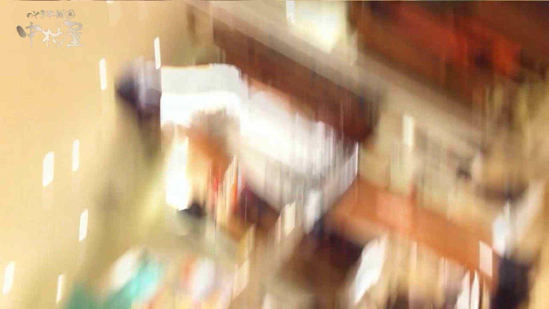 vol.69 美人アパレル胸チラ&パンチラ ストライプパンツみっけ! パンチラ  112PIX 84