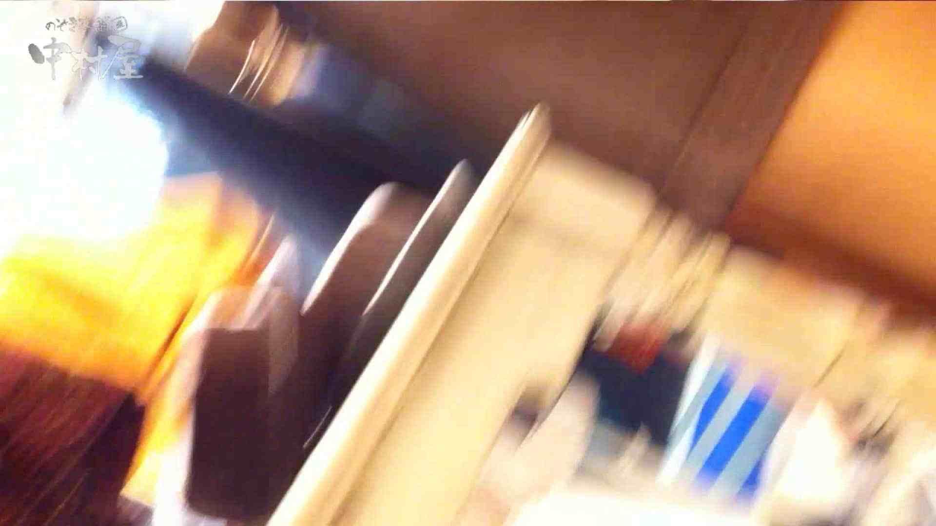 vol.69 美人アパレル胸チラ&パンチラ ストライプパンツみっけ! パンチラ | チラ  112PIX 89