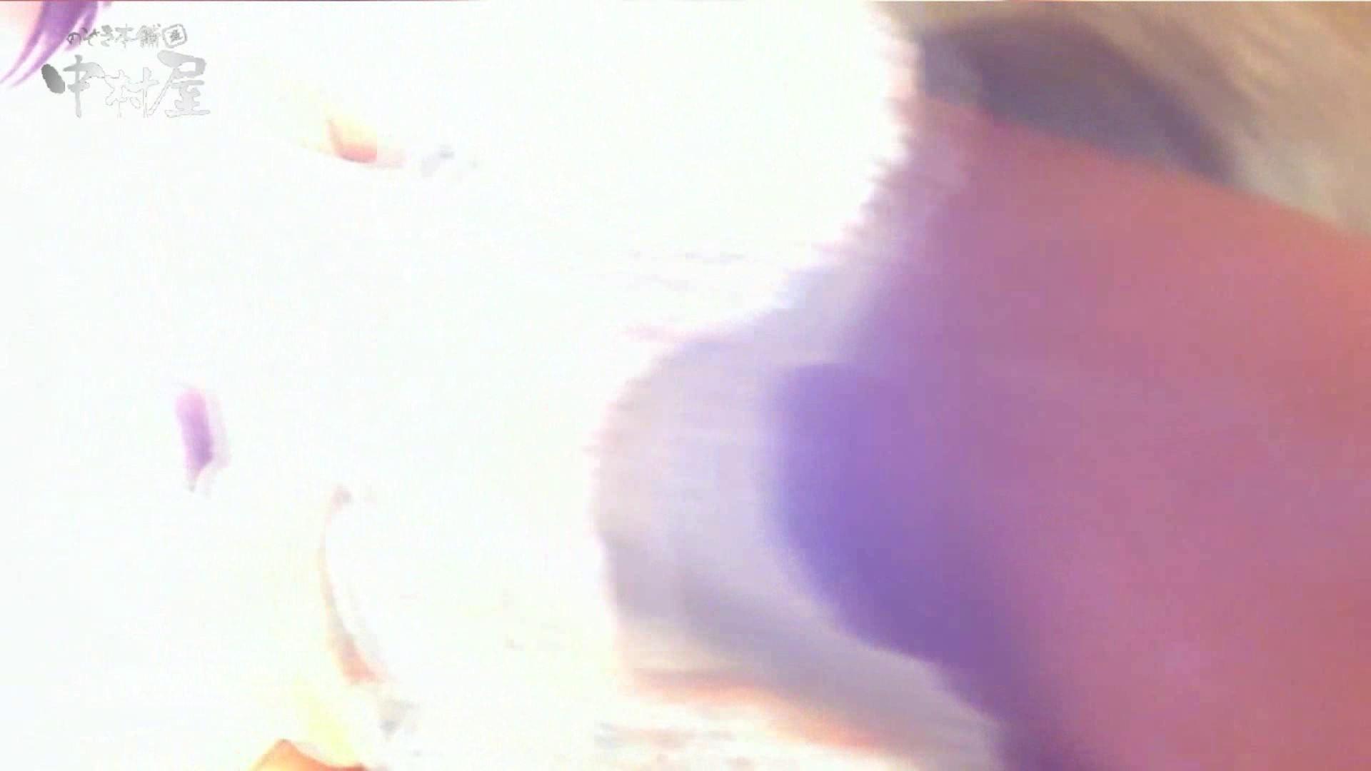 vol.69 美人アパレル胸チラ&パンチラ ストライプパンツみっけ! パンチラ  112PIX 92