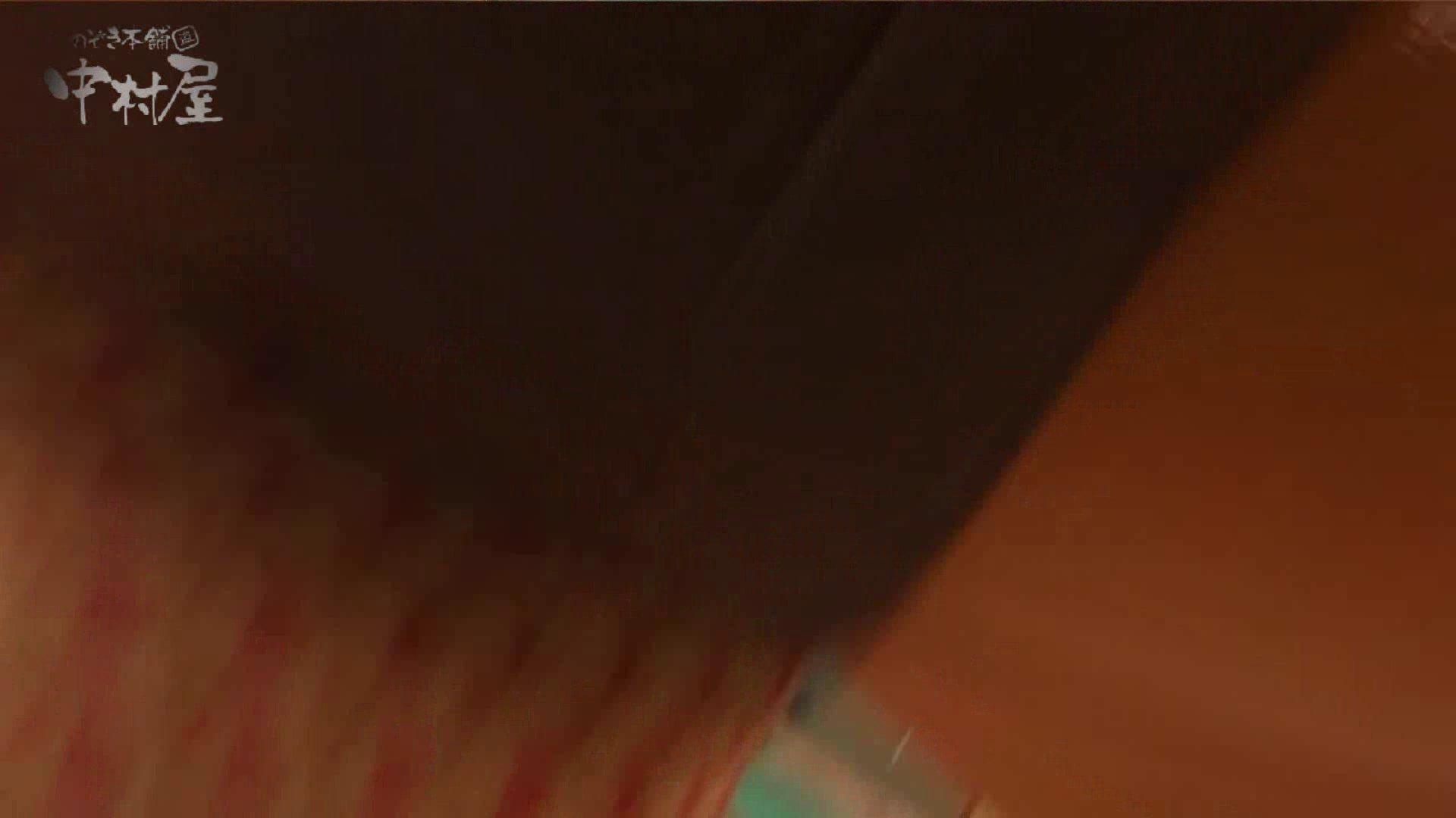 vol.69 美人アパレル胸チラ&パンチラ ストライプパンツみっけ! パンチラ  112PIX 96