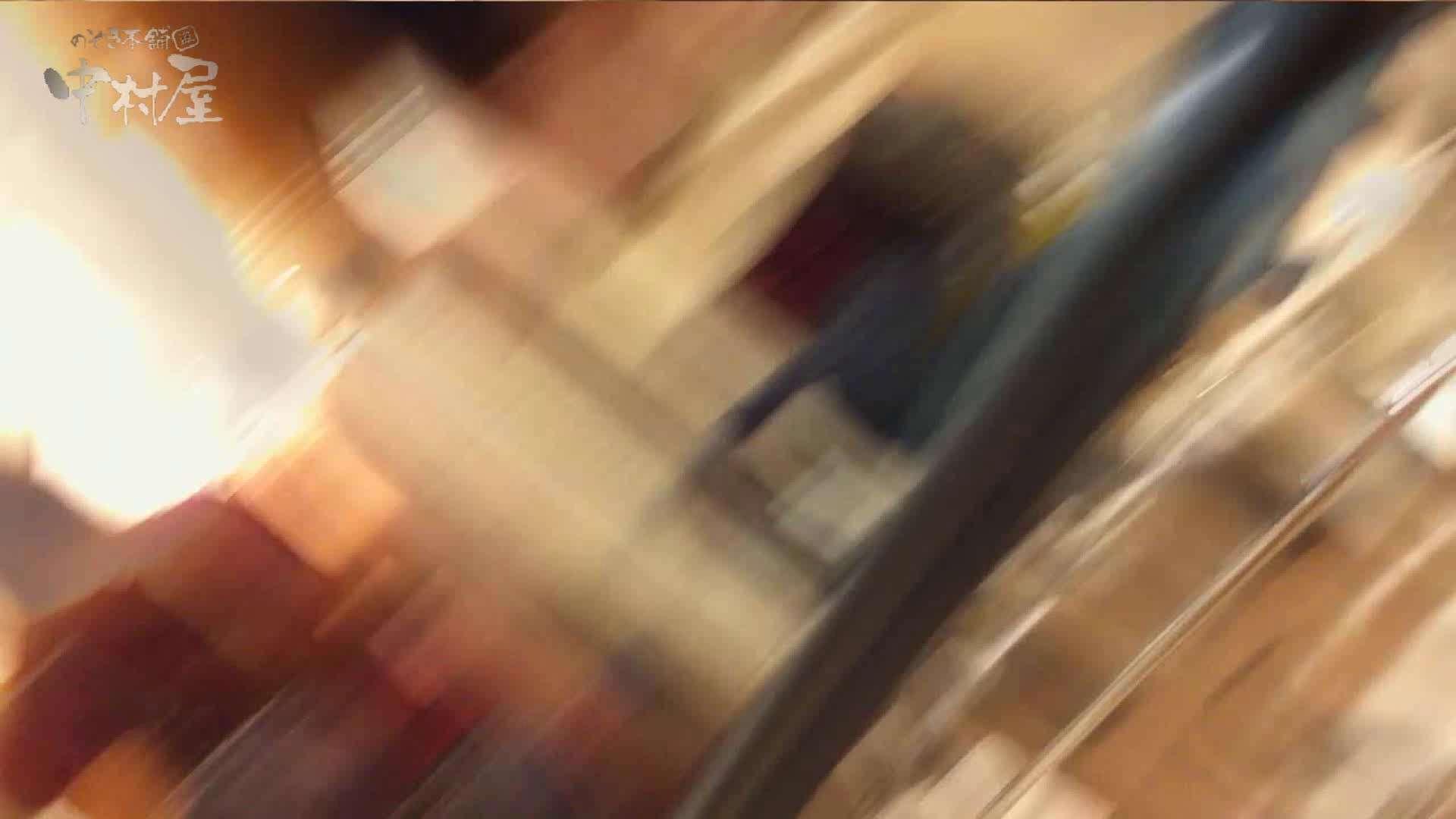 vol.69 美人アパレル胸チラ&パンチラ ストライプパンツみっけ! パンチラ  112PIX 100