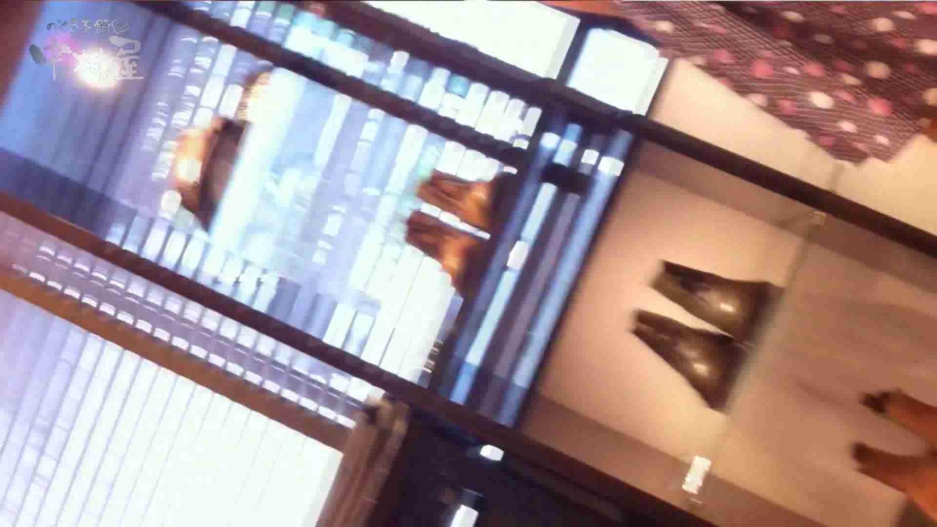 巨乳おまんこ:vol.72 美人アパレル胸チラ&パンチラ ナイスなクイコミですね~:のぞき本舗 中村屋