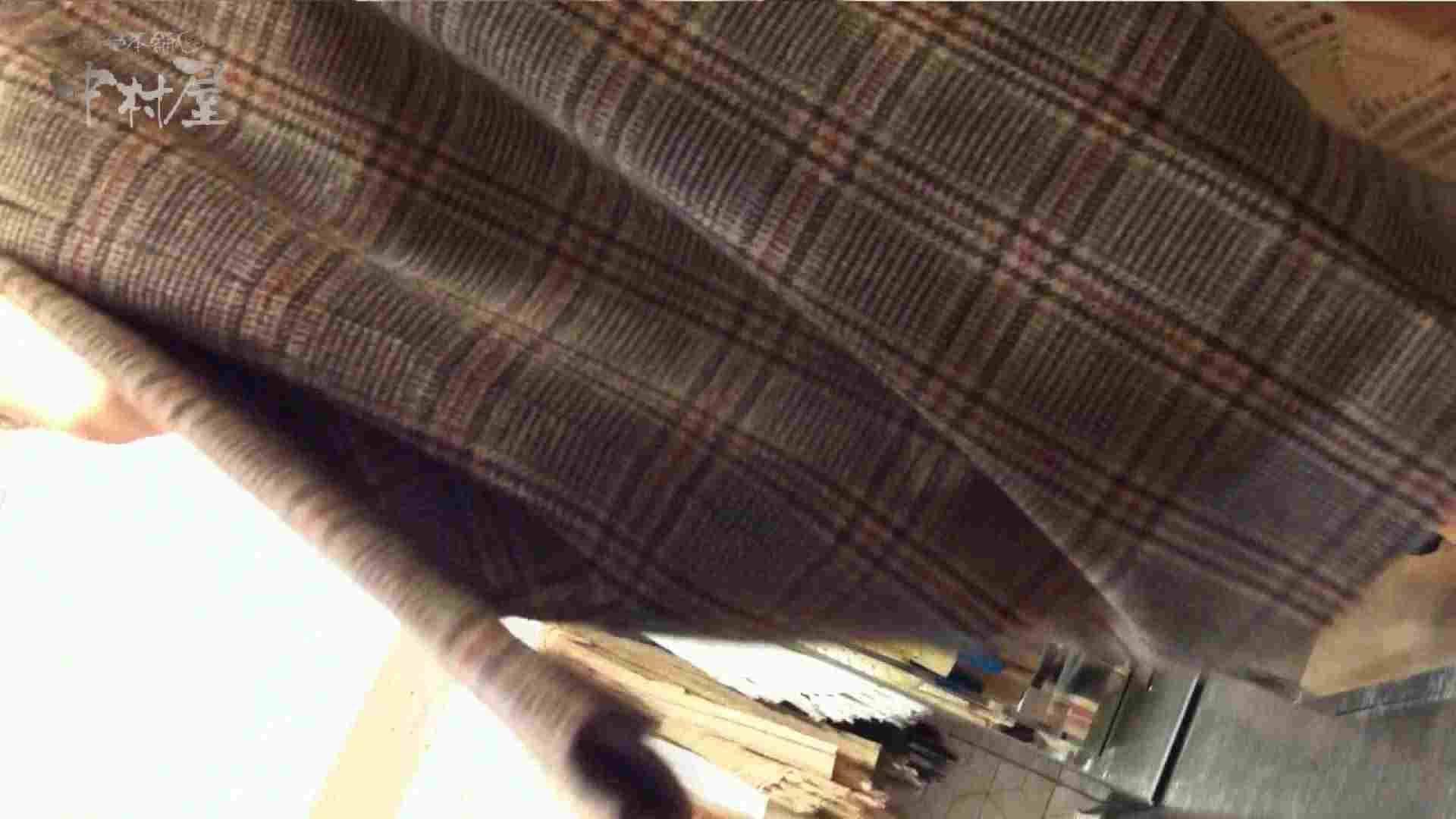 vol.73 美人アパレル胸チラ&パンチラ 目の下のホクロがエッチな店員さん パンチラ 戯れ無修正画像 84PIX 83