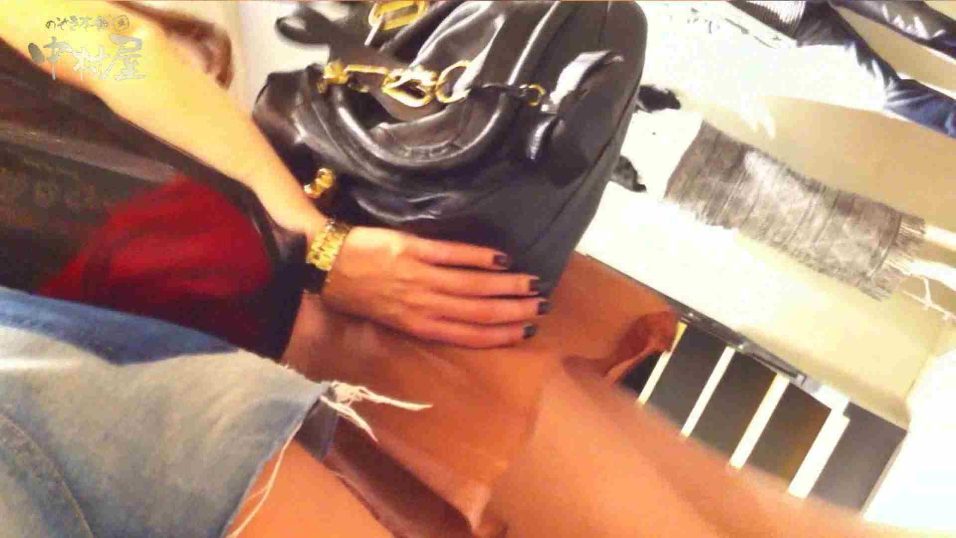 vol.75 美人アパレル胸チラ&パンチラ きれいな髪のおねーさんはド派手パンツ 接写   パンチラ  83PIX 33