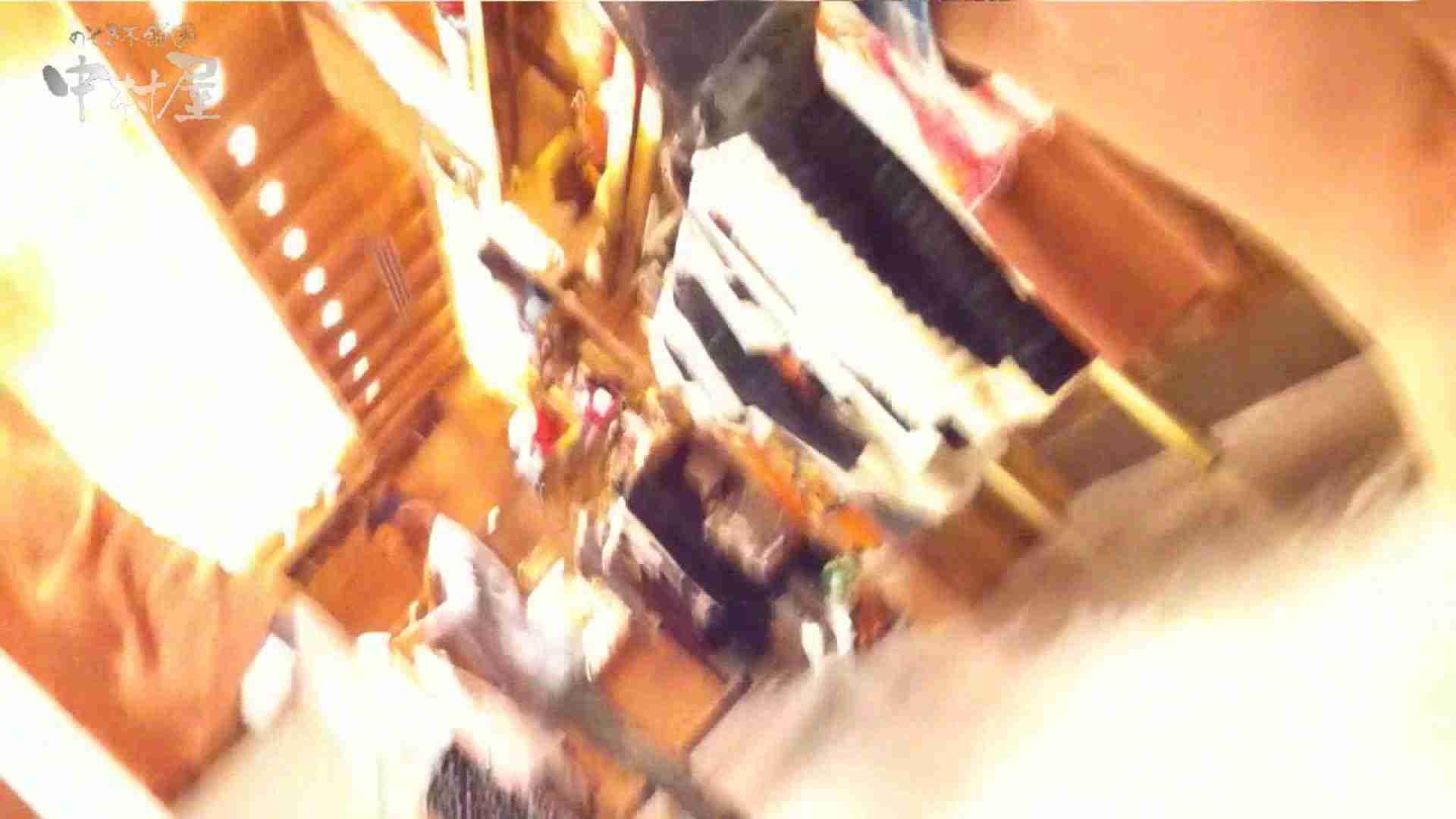 vol.75 美人アパレル胸チラ&パンチラ きれいな髪のおねーさんはド派手パンツ 接写   パンチラ  83PIX 37