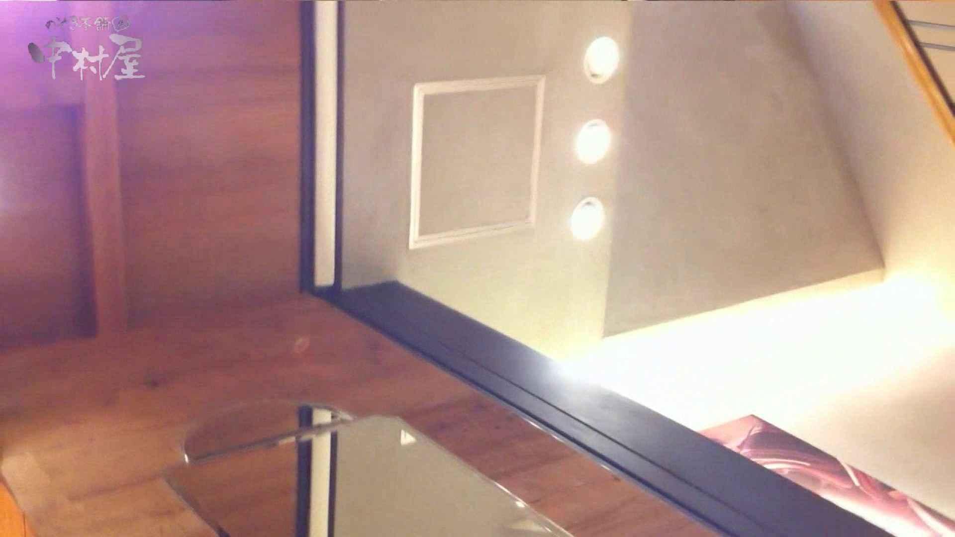 vol.75 美人アパレル胸チラ&パンチラ きれいな髪のおねーさんはド派手パンツ 接写   パンチラ  83PIX 41