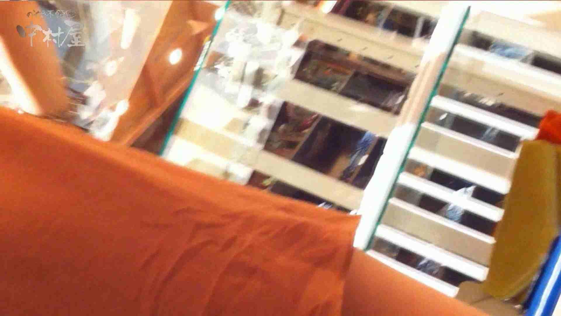 vol.75 美人アパレル胸チラ&パンチラ きれいな髪のおねーさんはド派手パンツ チラ アダルト動画キャプチャ 83PIX 46