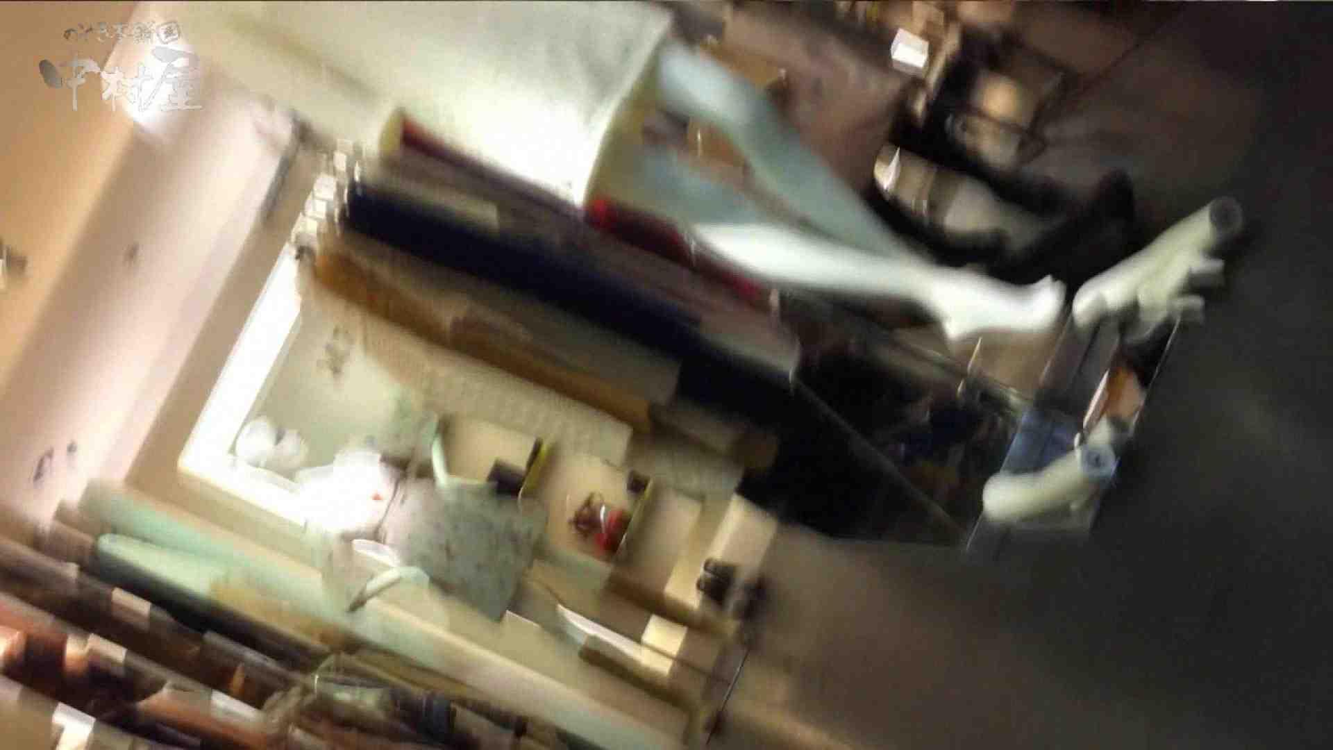 vol.75 美人アパレル胸チラ&パンチラ きれいな髪のおねーさんはド派手パンツ チラ アダルト動画キャプチャ 83PIX 78