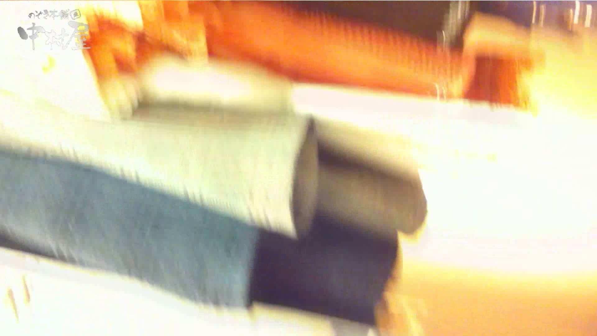 vol.75 美人アパレル胸チラ&パンチラ きれいな髪のおねーさんはド派手パンツ 胸チラ のぞき動画キャプチャ 83PIX 83