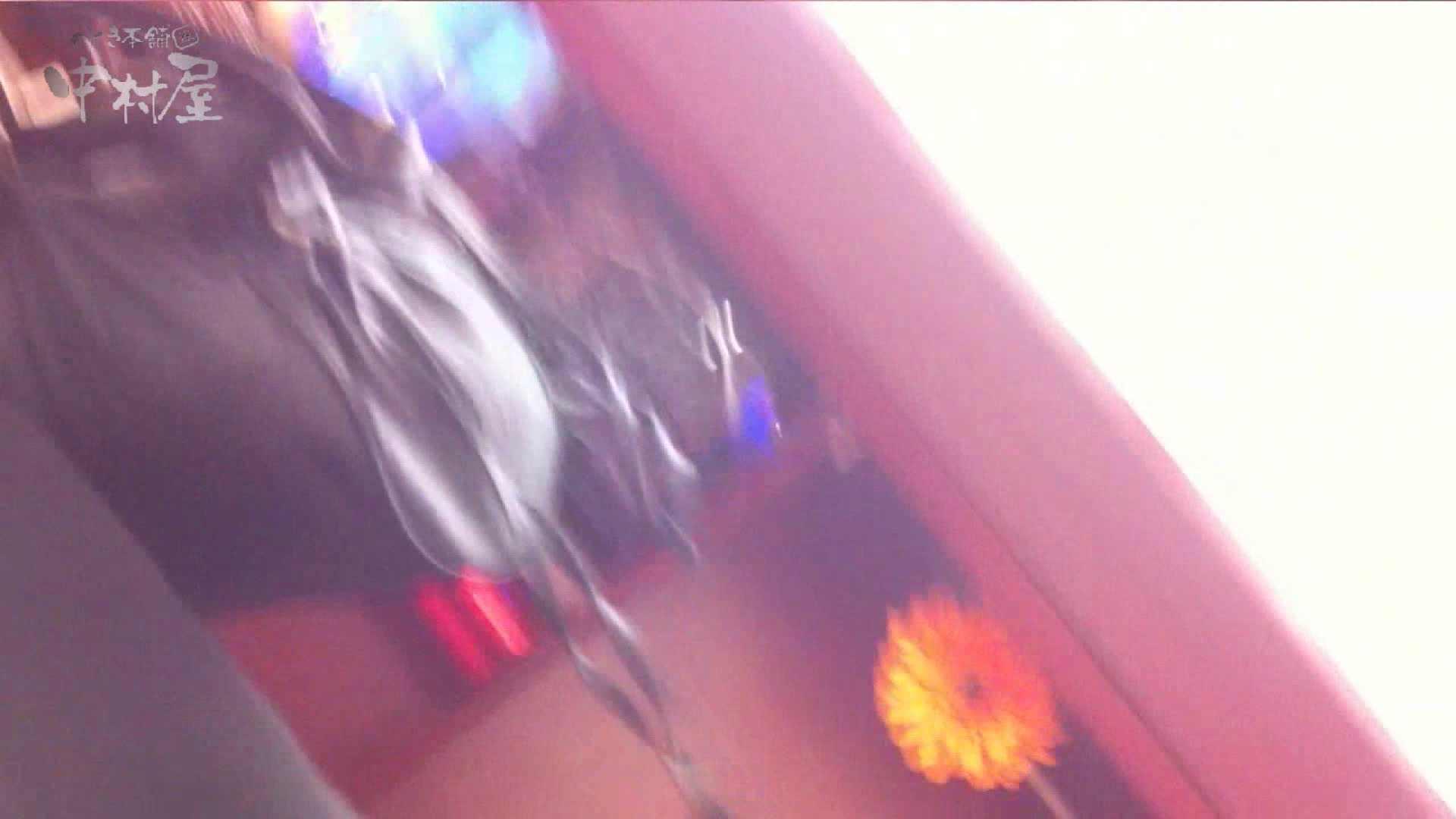 vol.76 美人アパレル胸チラ&パンチラ おでこ萌えなおねーさん 胸チラ | パンチラ  94PIX 1