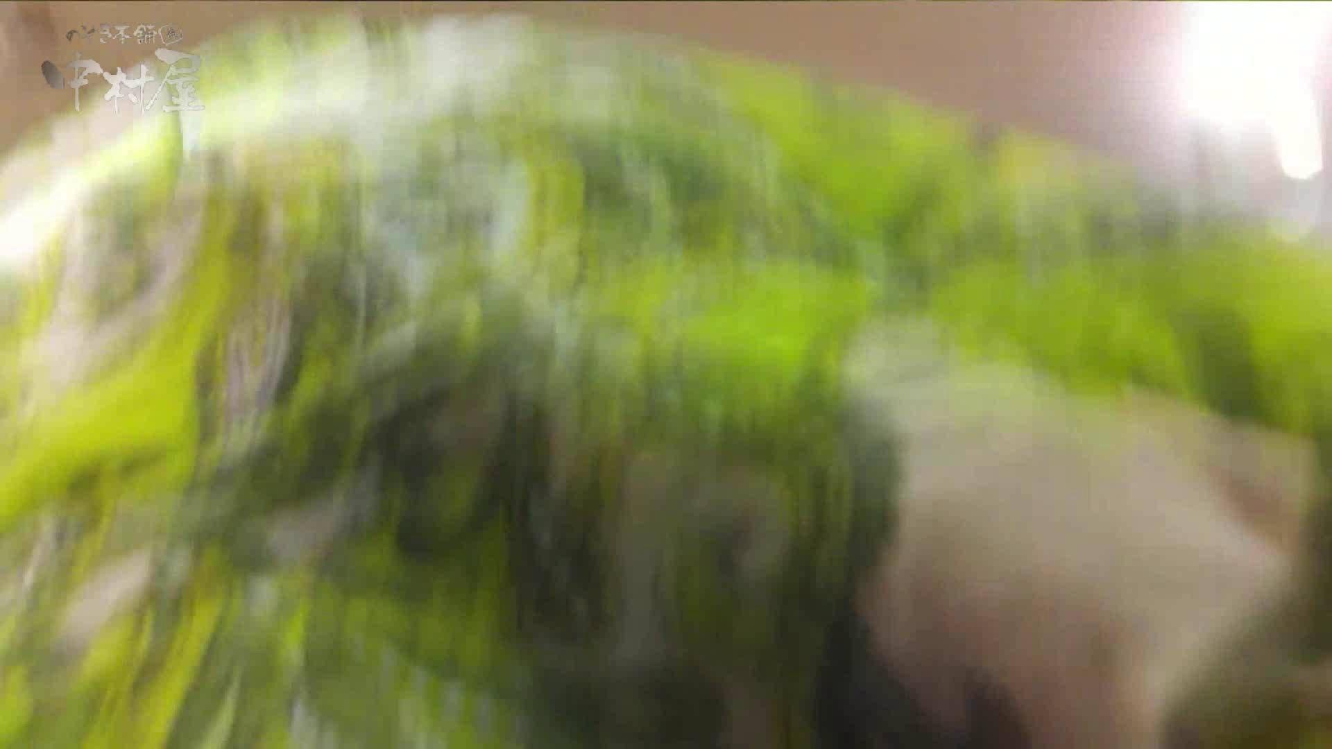 vol.77 美人アパレル胸チラ&パンチラ 緑のワンピにせまってみたw 胸チラ   接写  111PIX 9