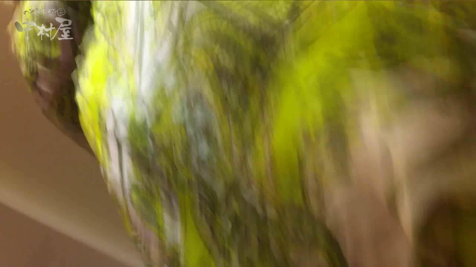 vol.77 美人アパレル胸チラ&パンチラ 緑のワンピにせまってみたw パンチラ えろ無修正画像 111PIX 111