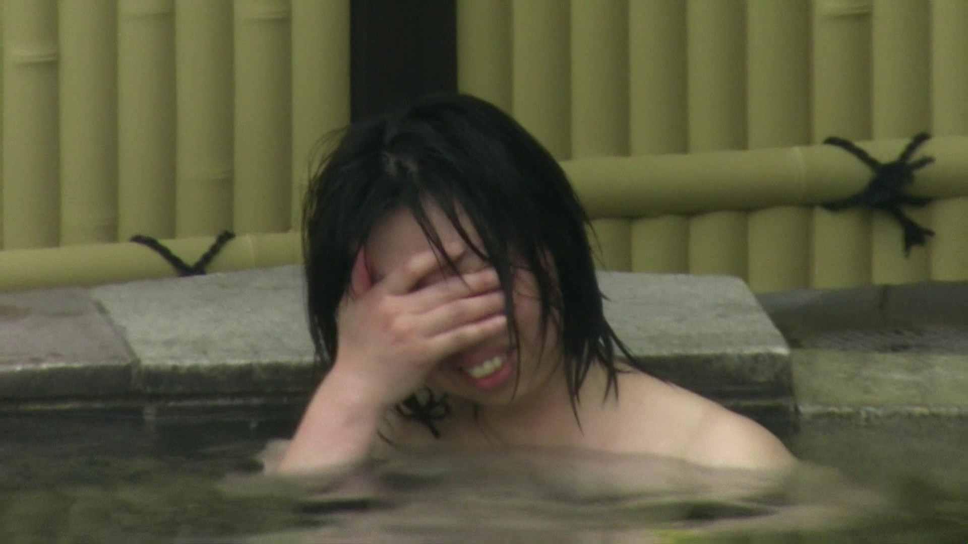 Aquaな露天風呂Vol.07 盗撮シリーズ   露天風呂編  94PIX 1