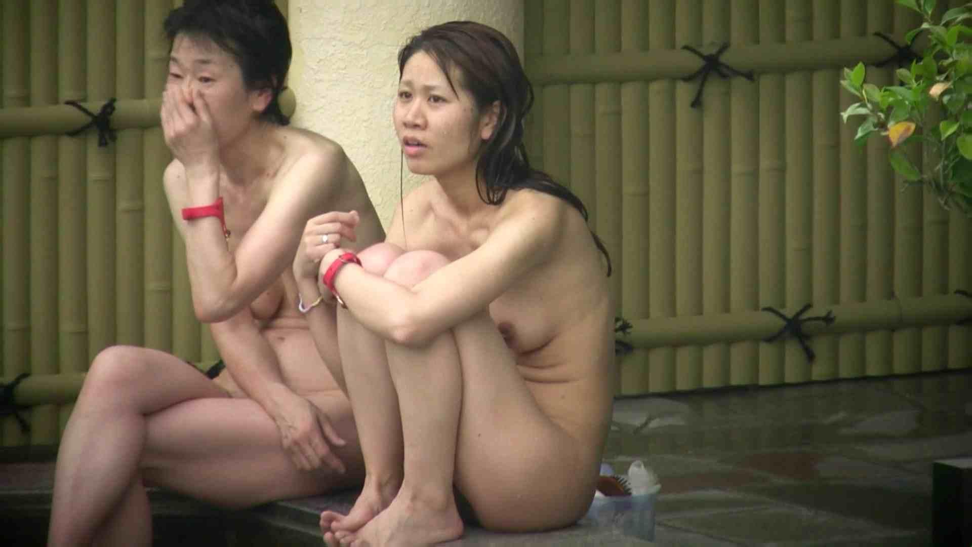 Aquaな露天風呂Vol.07 盗撮シリーズ   露天風呂編  94PIX 7