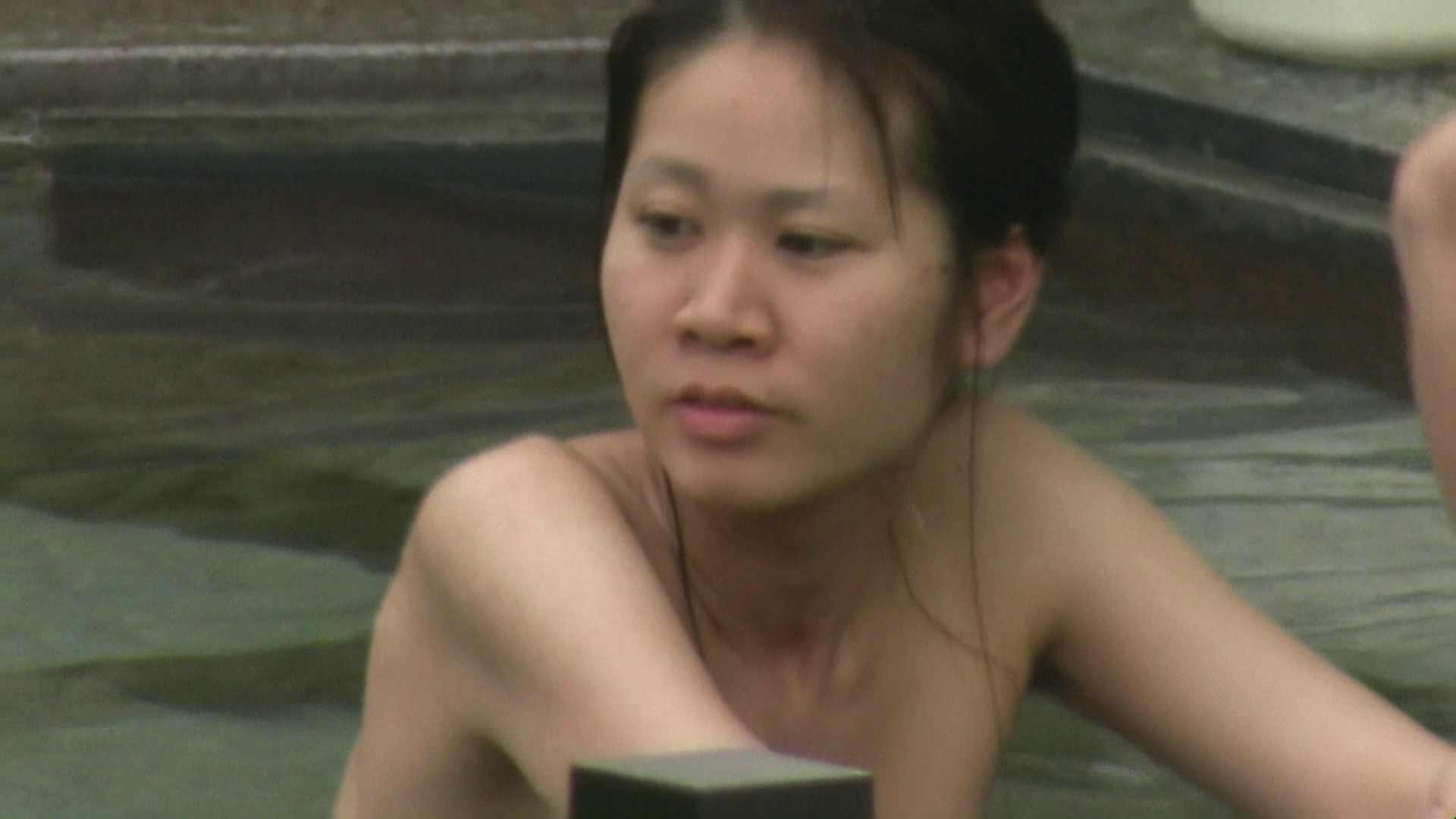 Aquaな露天風呂Vol.07 盗撮シリーズ  94PIX 56
