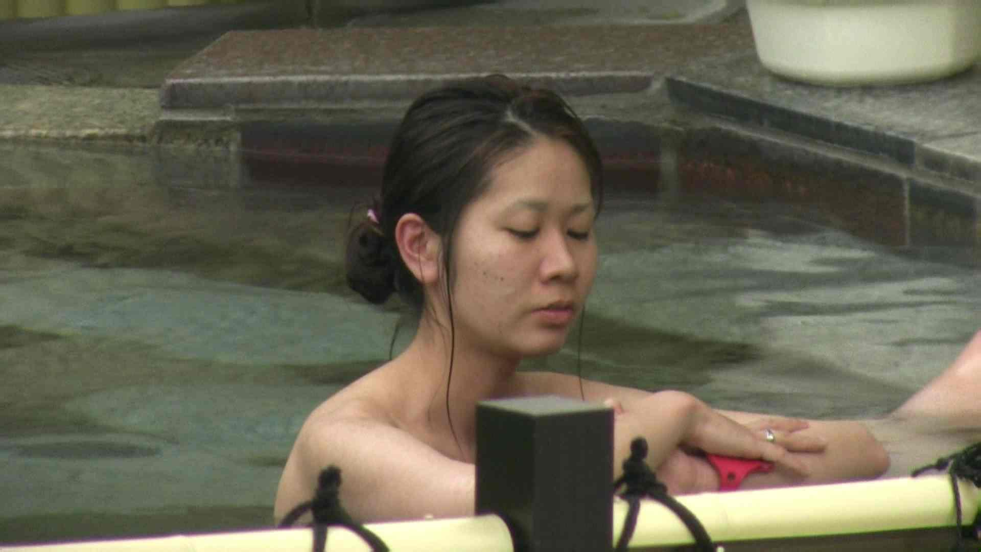 Aquaな露天風呂Vol.07 盗撮シリーズ  94PIX 60