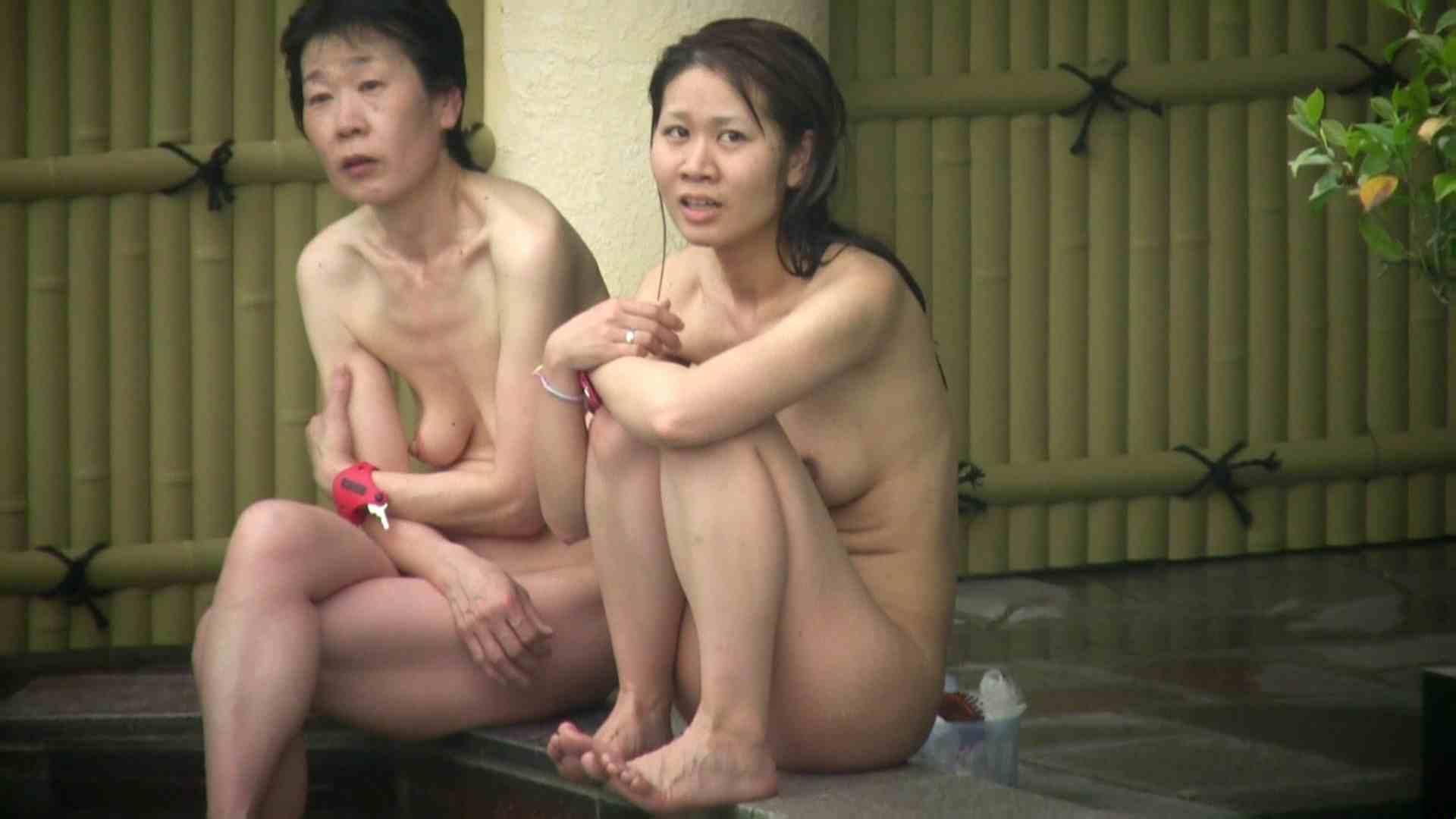 Aquaな露天風呂Vol.07 盗撮シリーズ   露天風呂編  94PIX 77
