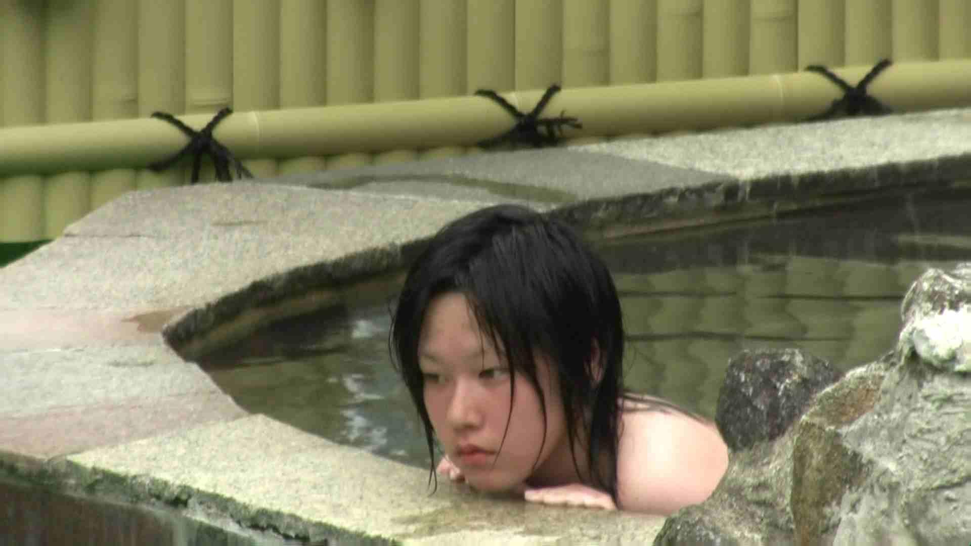 Aquaな露天風呂Vol.36 盗撮シリーズ  99PIX 8
