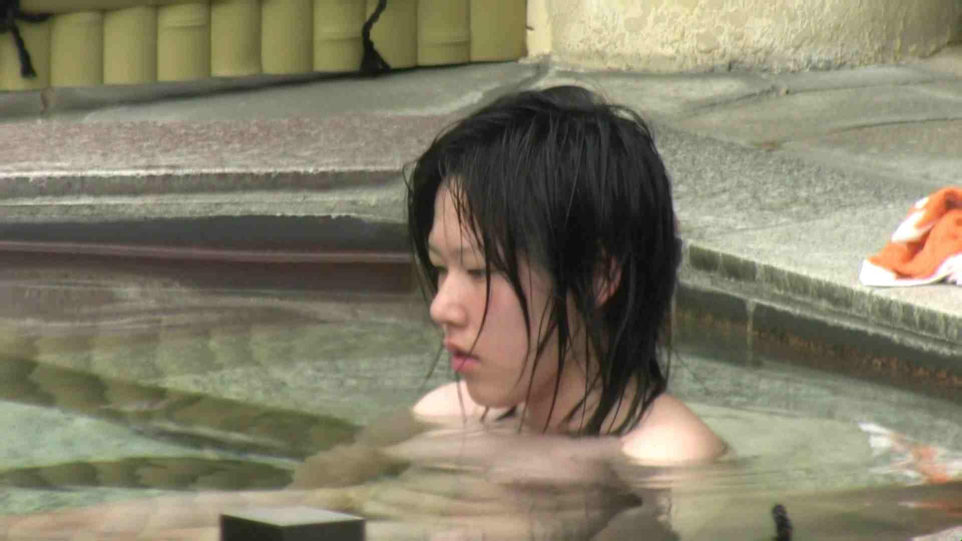 Aquaな露天風呂Vol.36 盗撮シリーズ   露天風呂編  99PIX 49