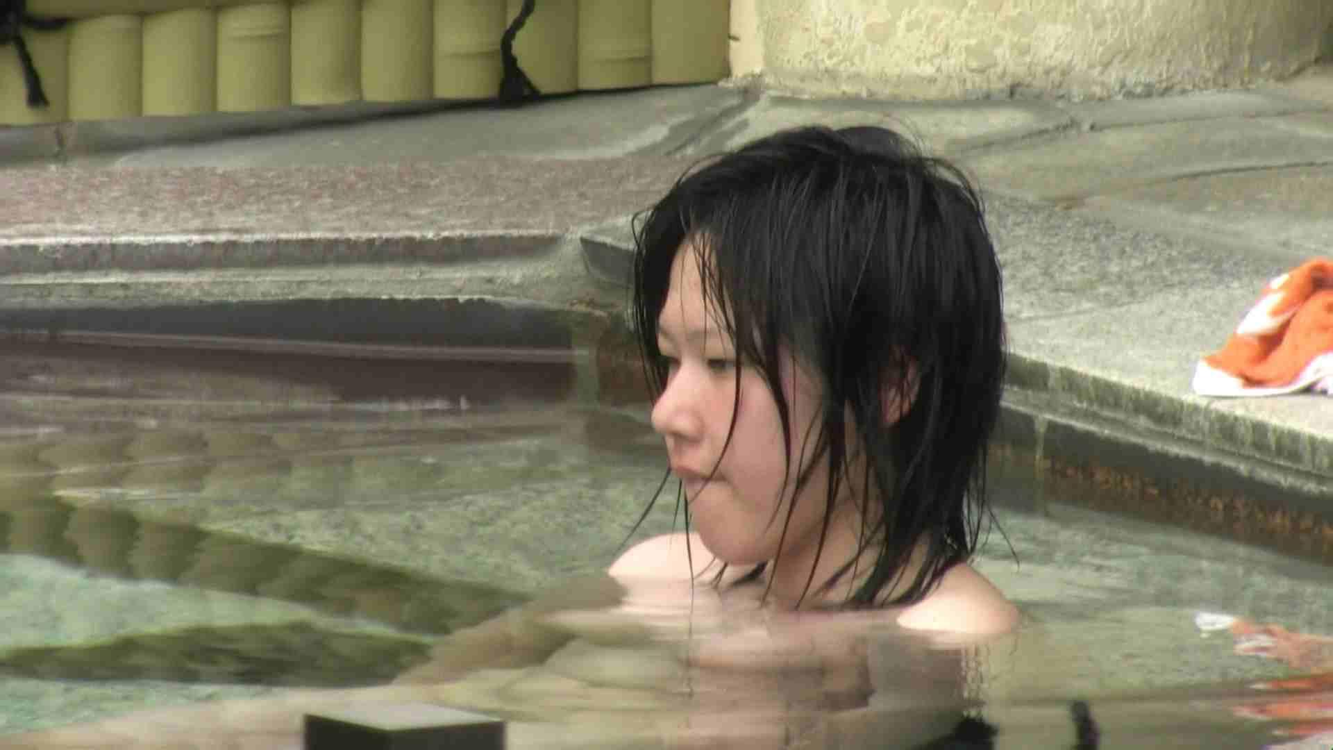 Aquaな露天風呂Vol.36 盗撮シリーズ  99PIX 50