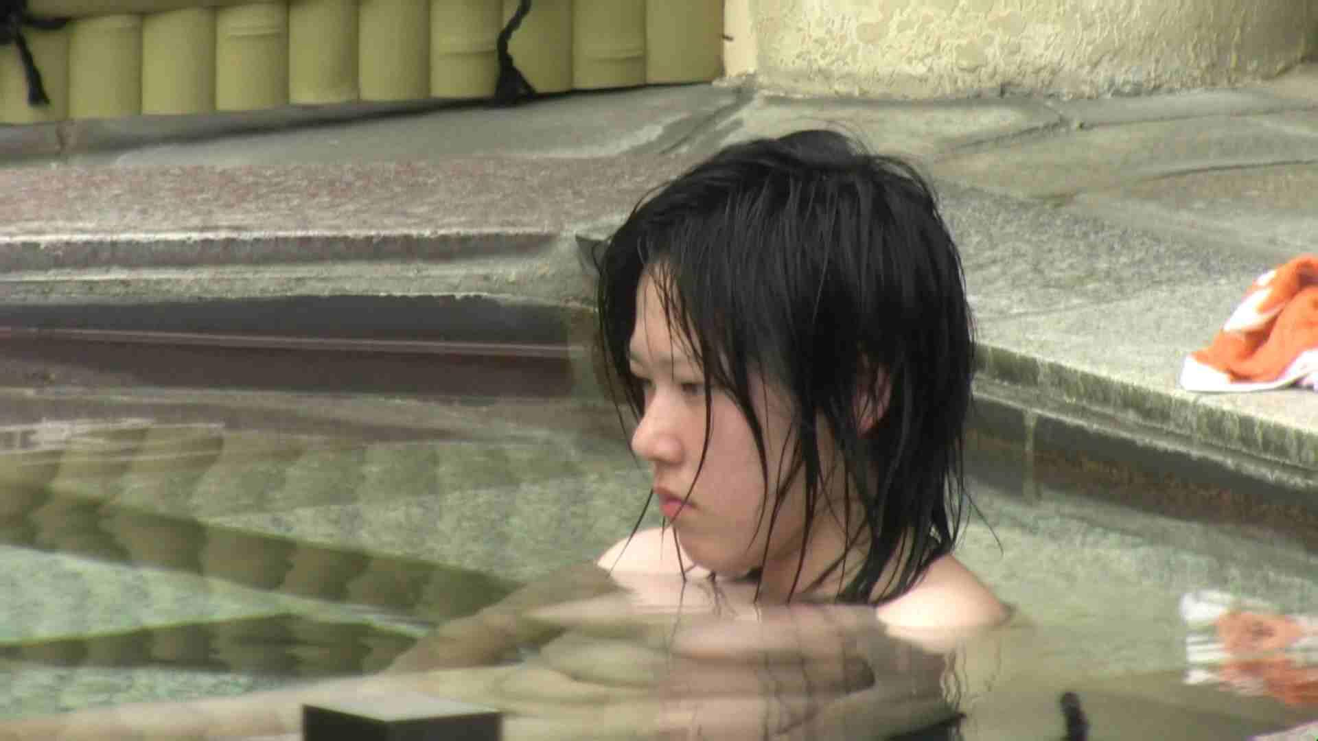 Aquaな露天風呂Vol.36 盗撮シリーズ   露天風呂編  99PIX 53