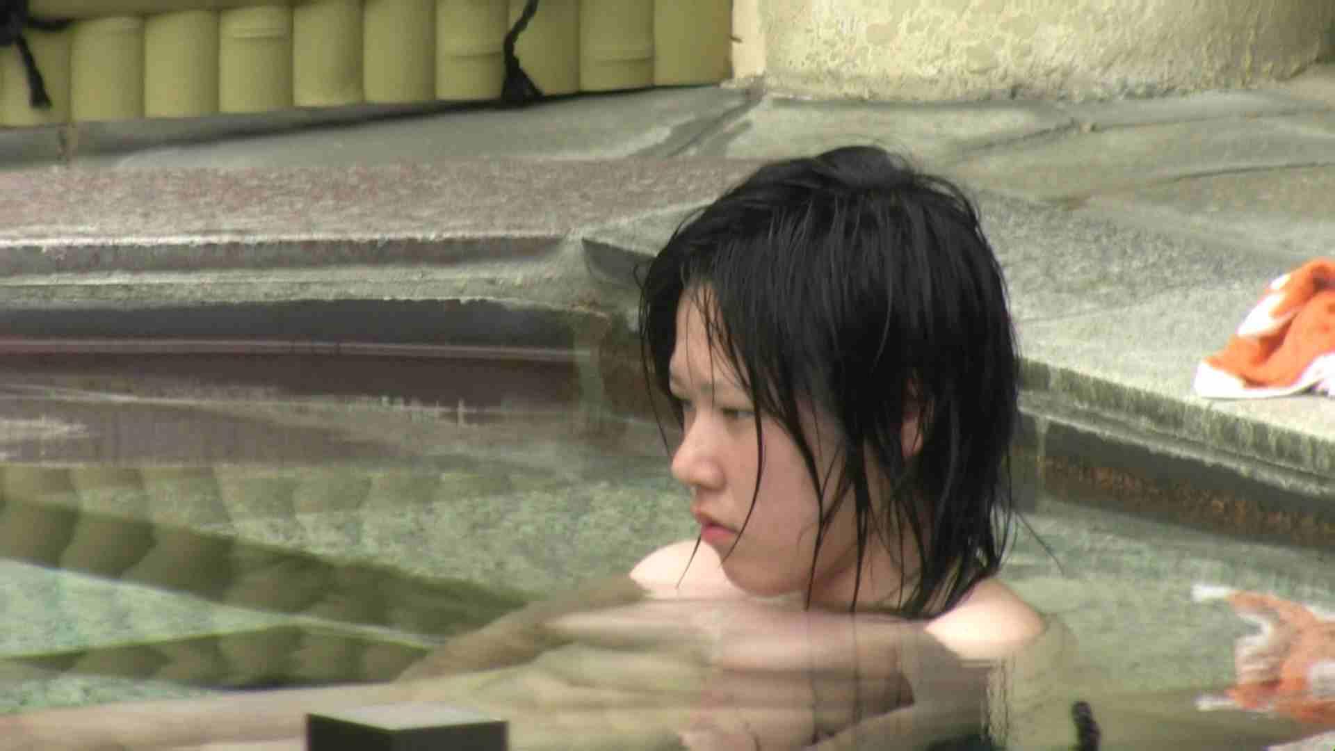 Aquaな露天風呂Vol.36 盗撮シリーズ   露天風呂編  99PIX 55