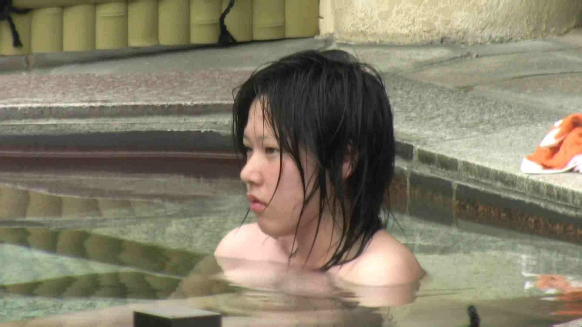 Aquaな露天風呂Vol.36 盗撮シリーズ   露天風呂編  99PIX 57