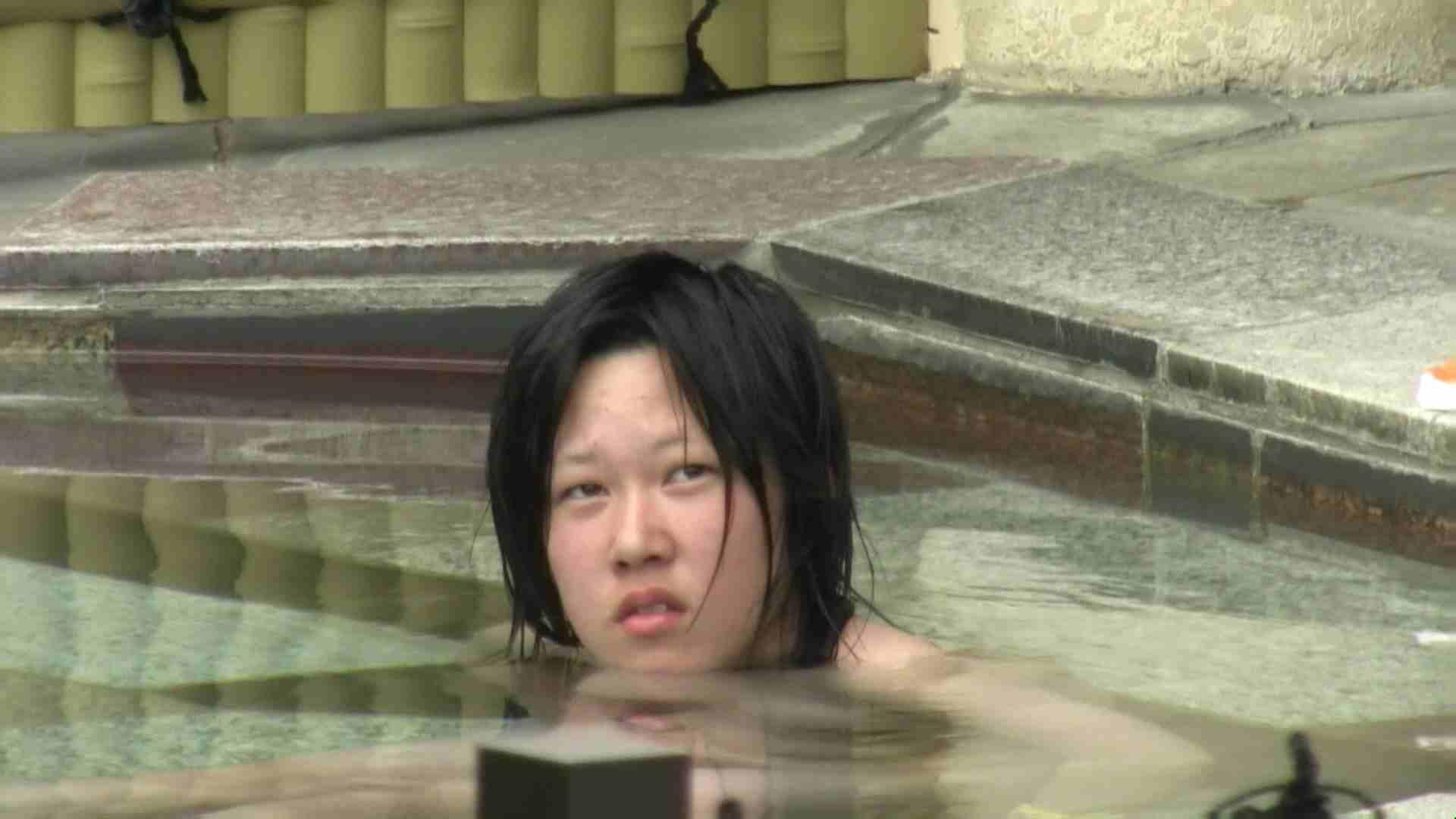 Aquaな露天風呂Vol.36 盗撮シリーズ  99PIX 62