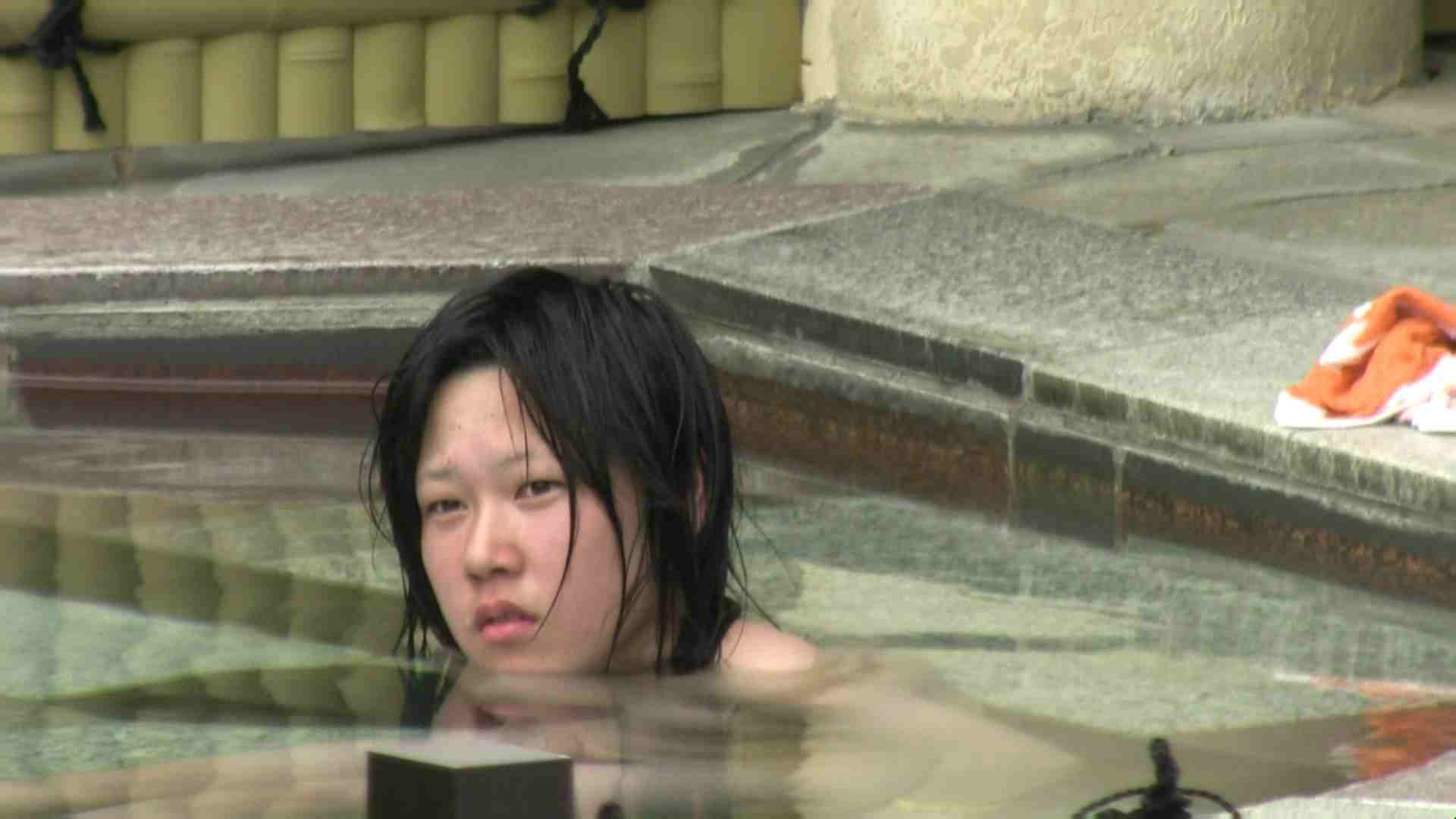 Aquaな露天風呂Vol.36 盗撮シリーズ  99PIX 64