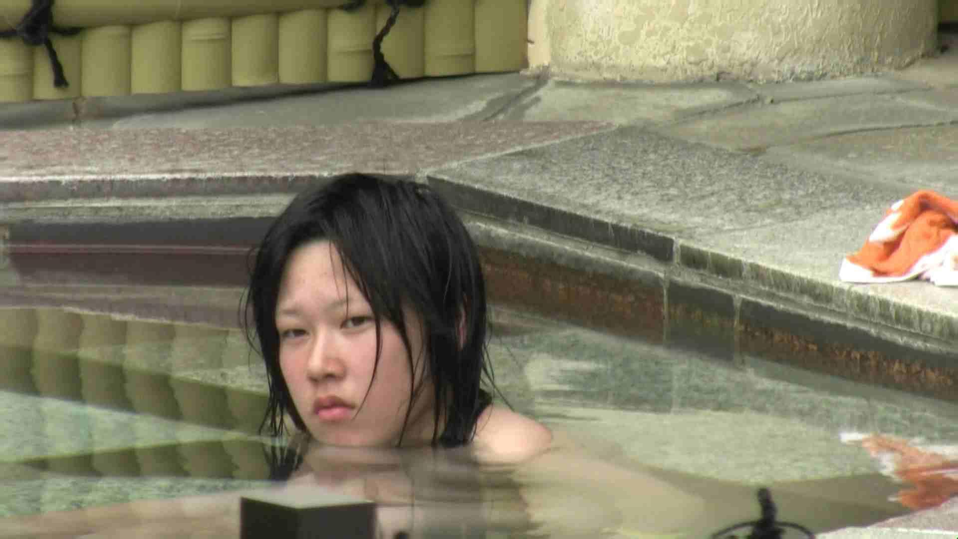 Aquaな露天風呂Vol.36 盗撮シリーズ  99PIX 66