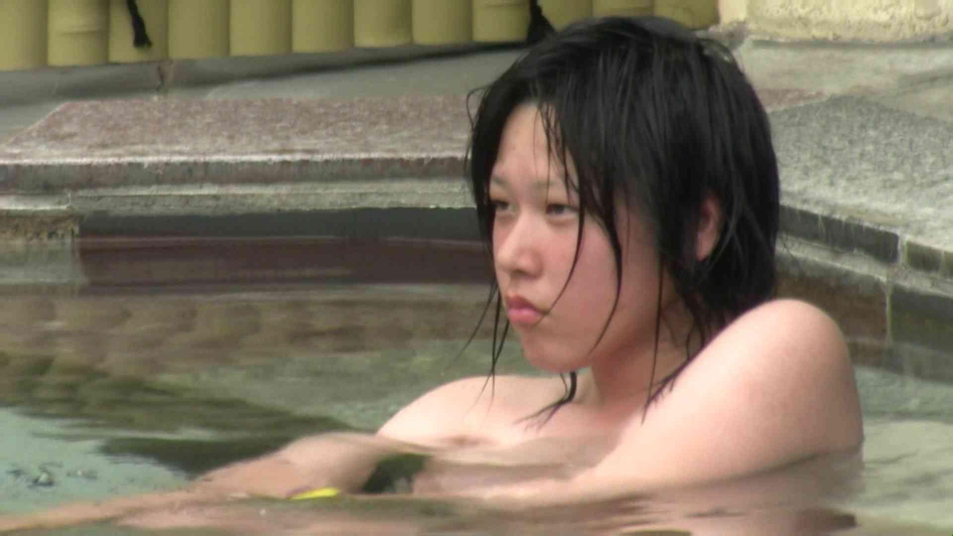 Aquaな露天風呂Vol.36 盗撮シリーズ   露天風呂編  99PIX 91